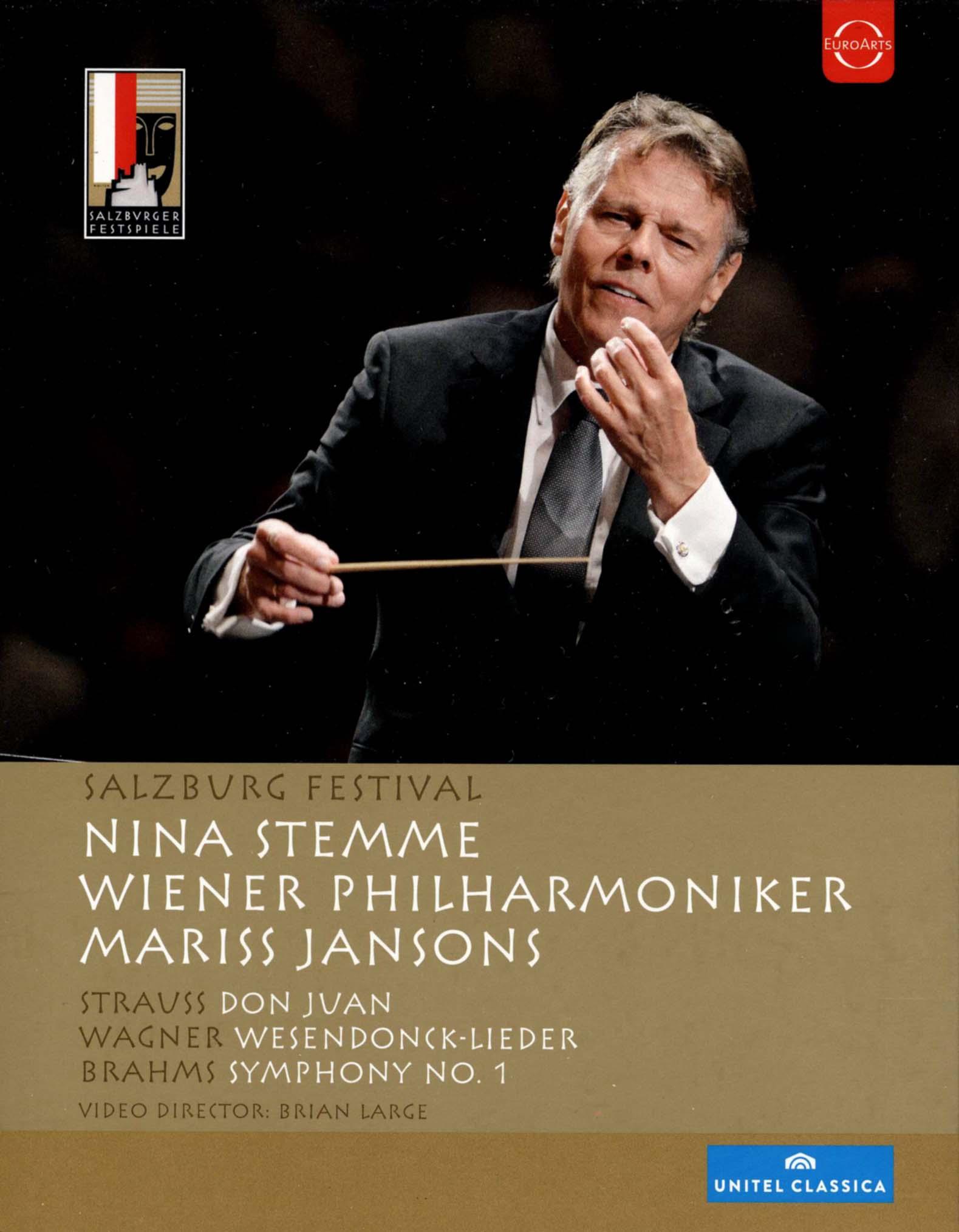 Salzburg Festival 2012: Strauss/Wagner/Brahms