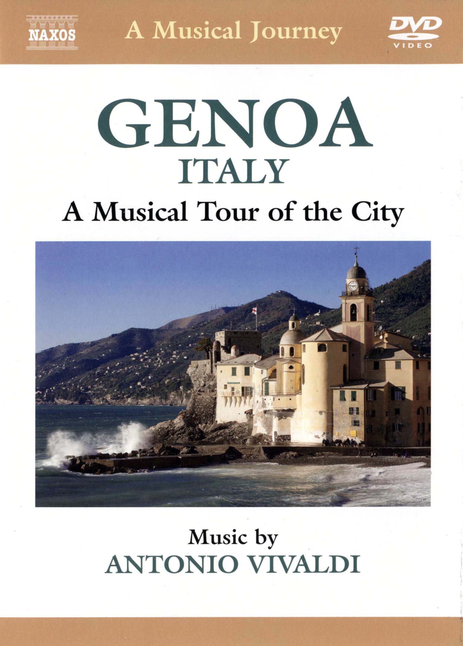 A Musical Journey: Genoa, Italy - A Musical Tour of the City