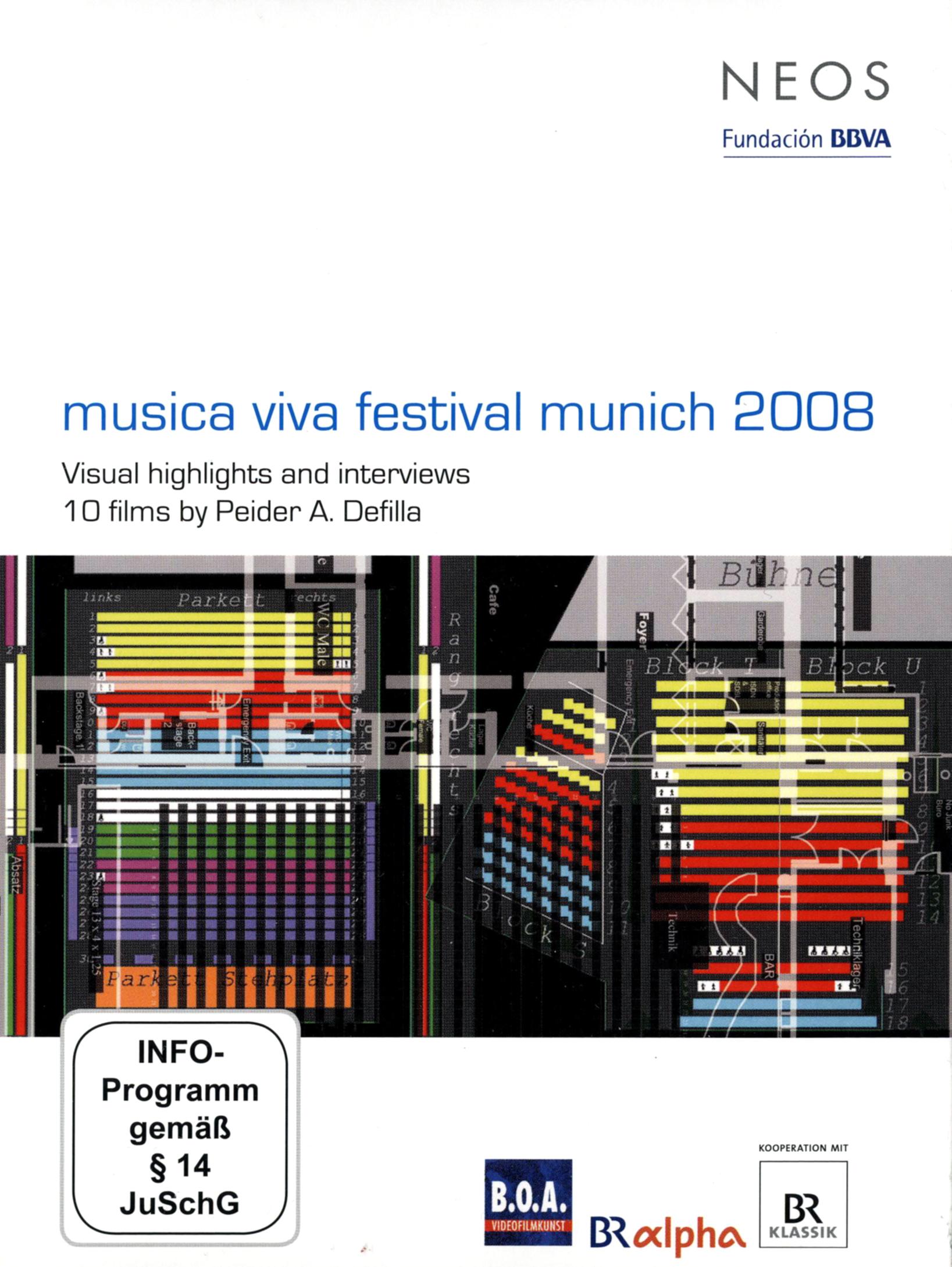 Musica Viva Festival Munich 2008 (2008)