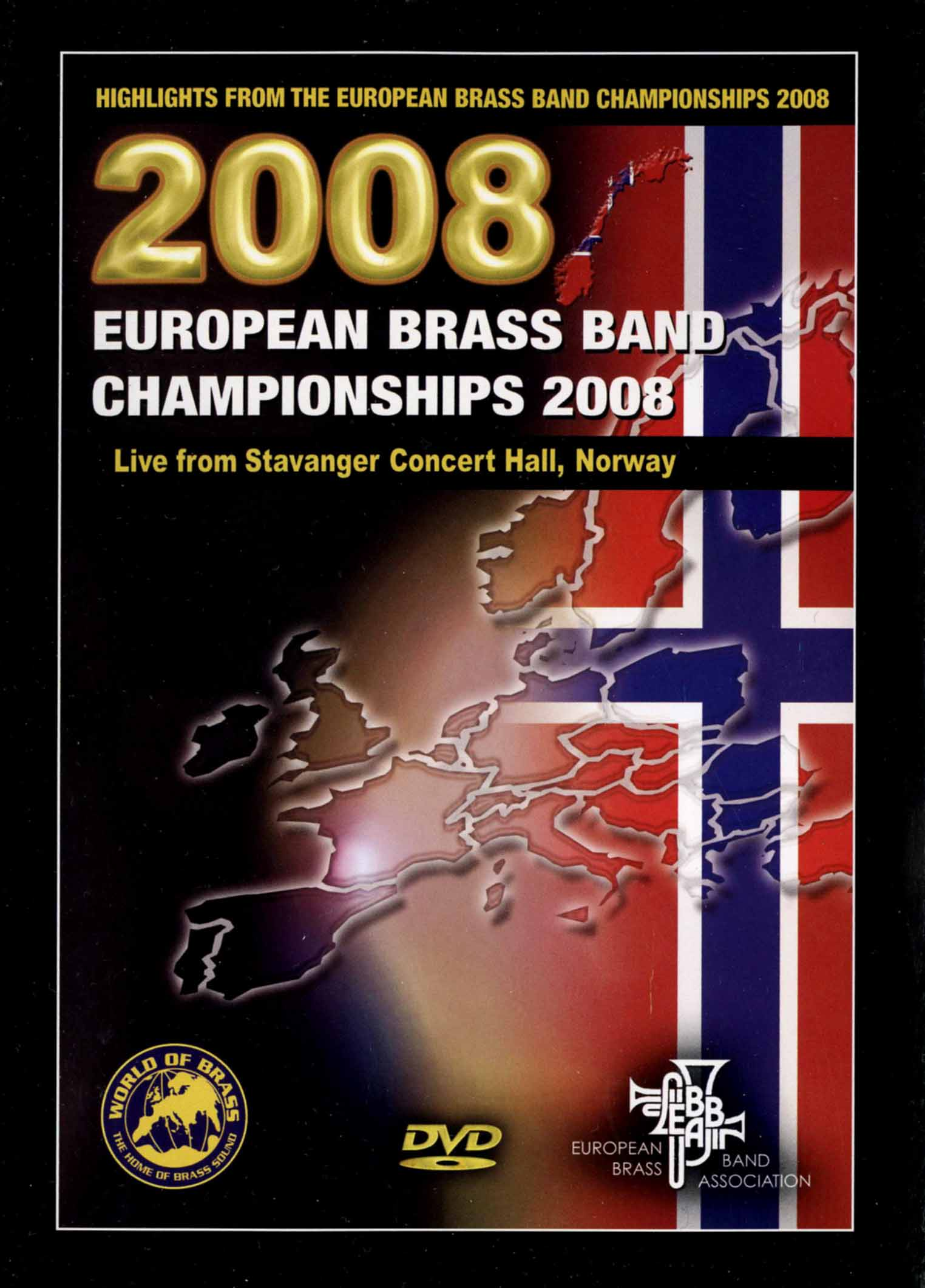 Highlights From the European Brass Band Championships 2008