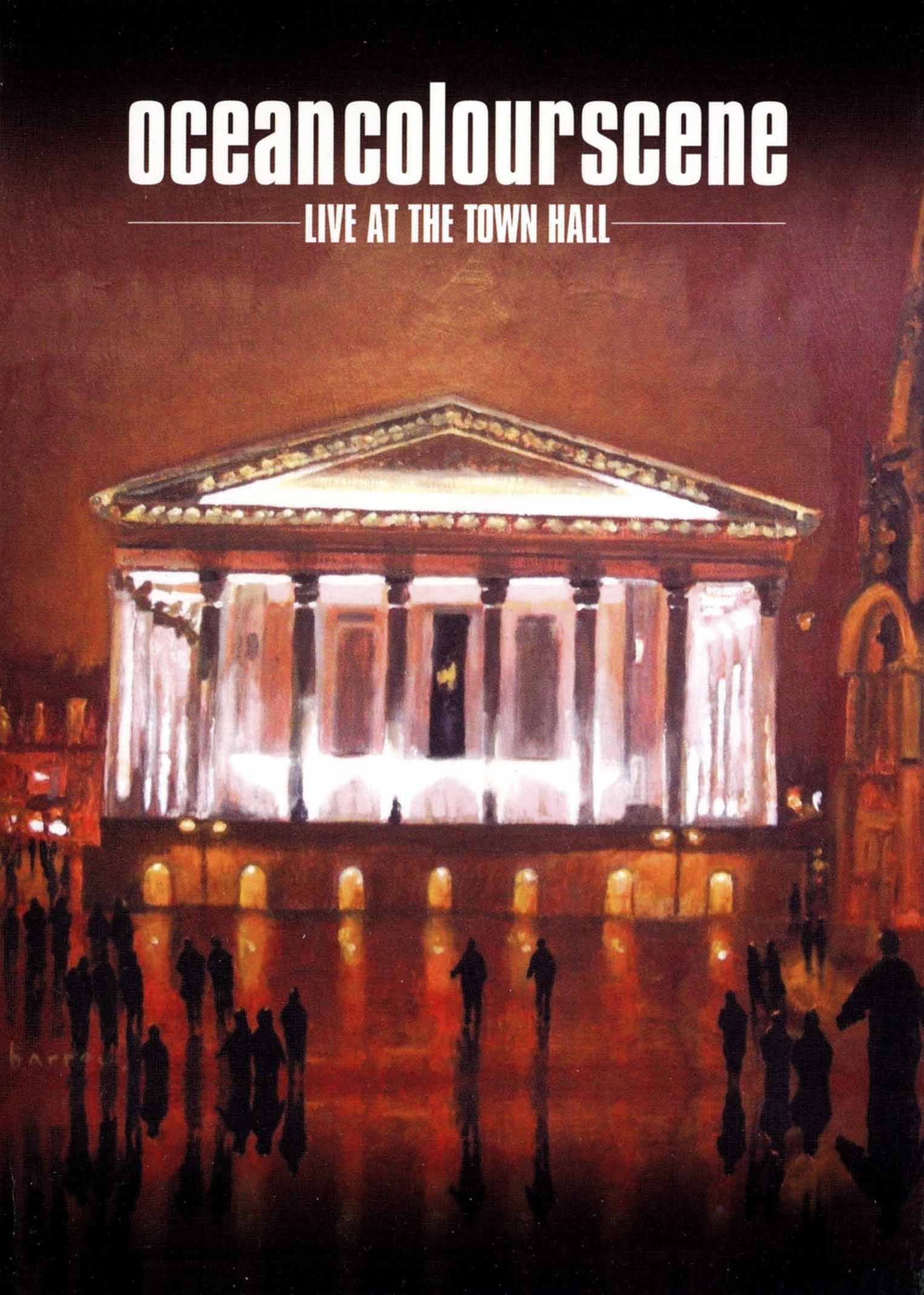 Ocean Colour Scene: Live at the Town Hall