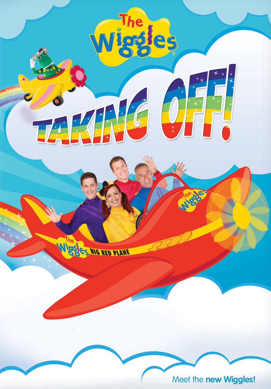 The Wiggles: Taking Off!