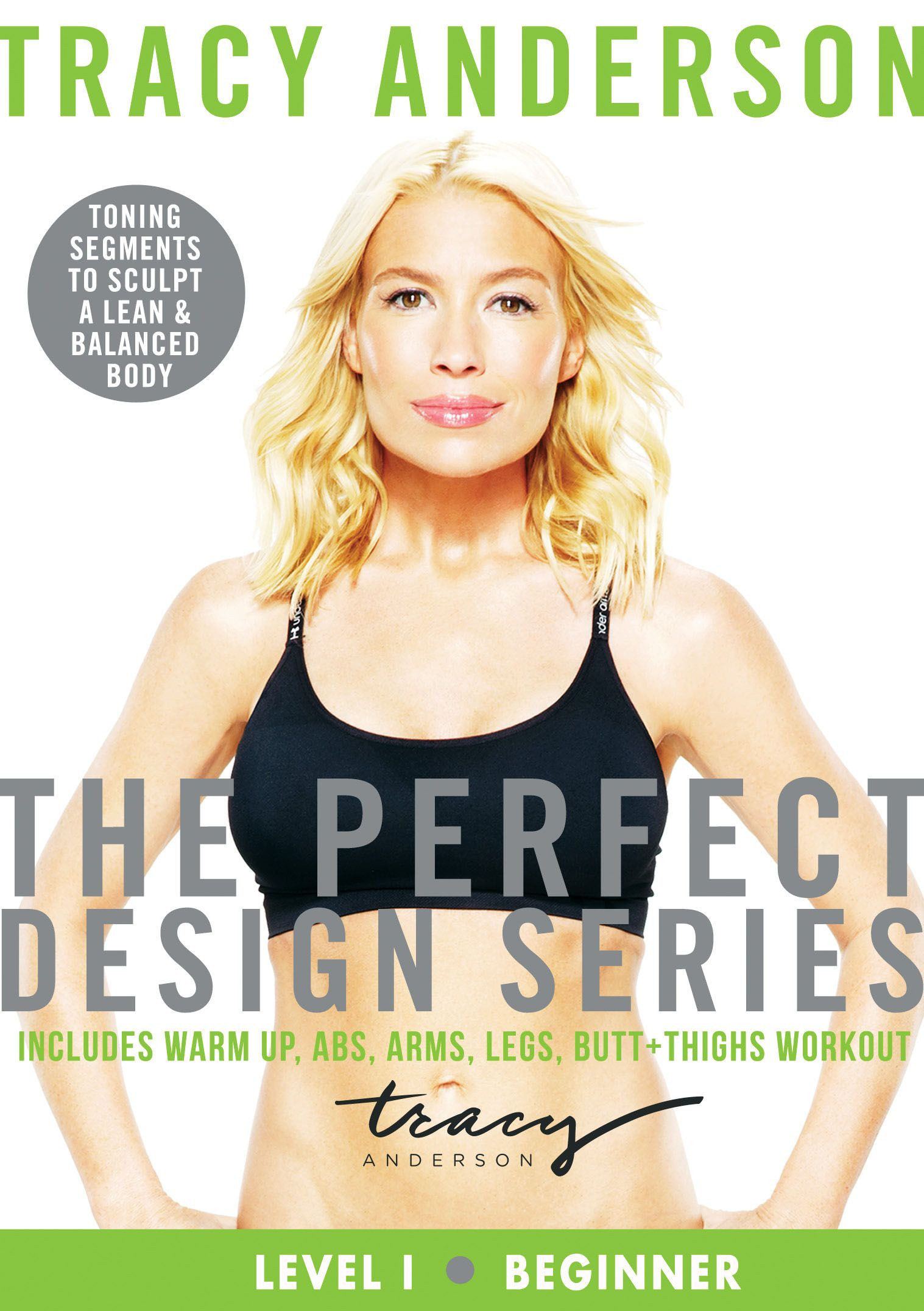 Tracy Anderson: The Perfect Design Series - Level I Beginner