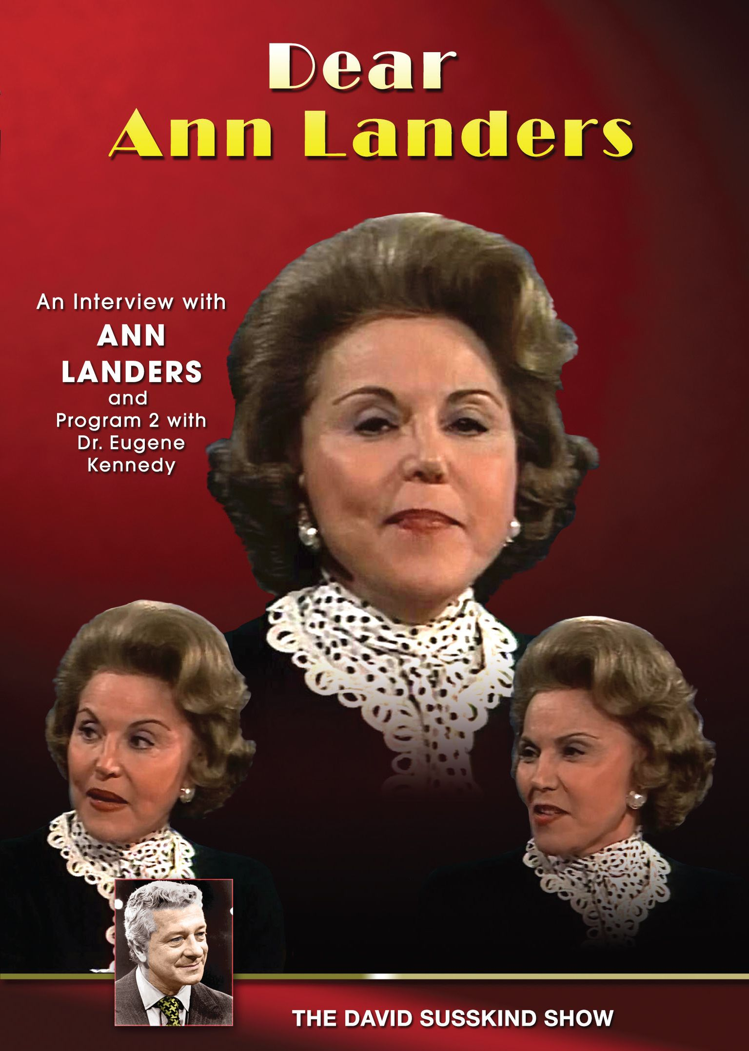 The David Susskind Show: Dear Ann Landers