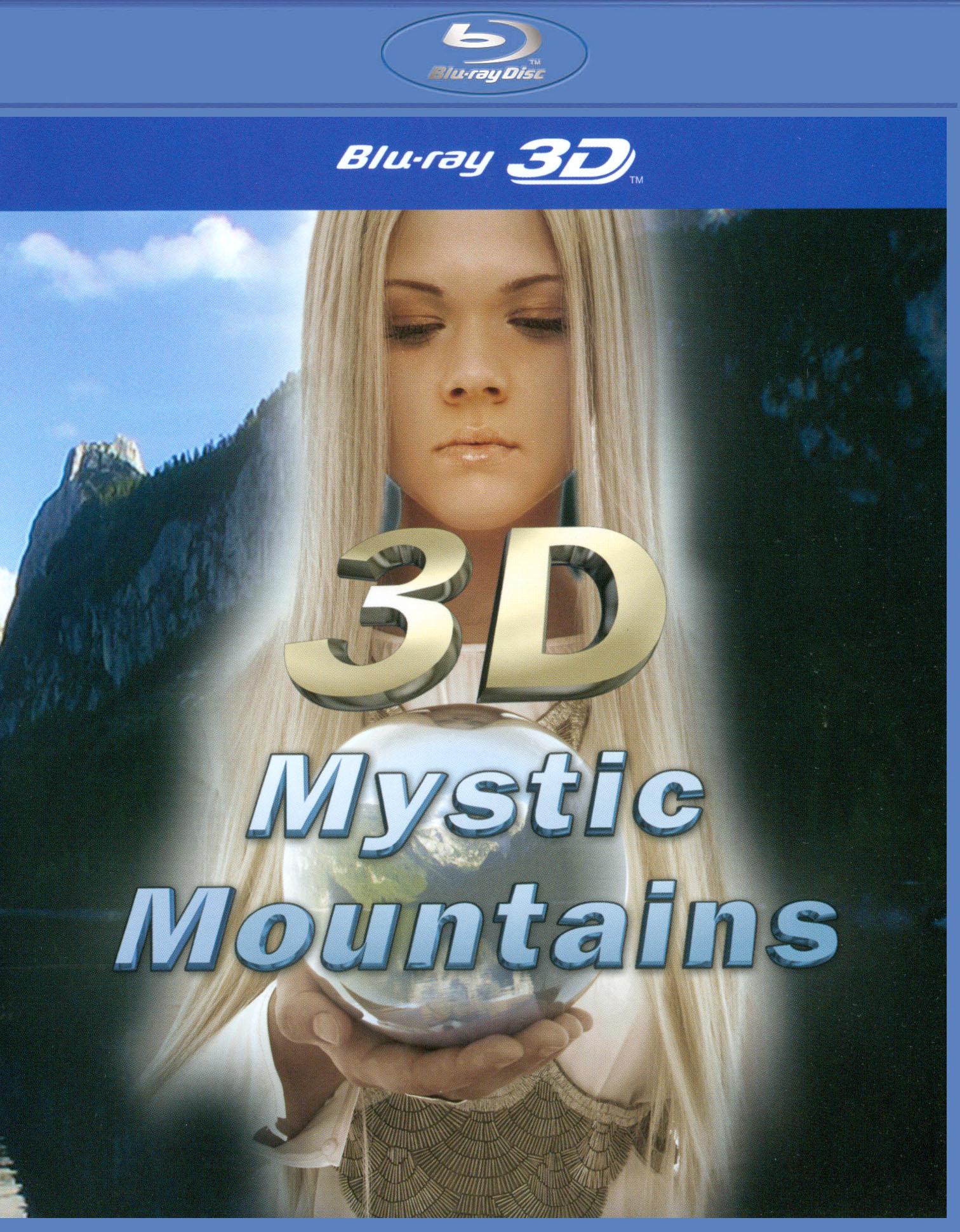 3D Mystic Mountains