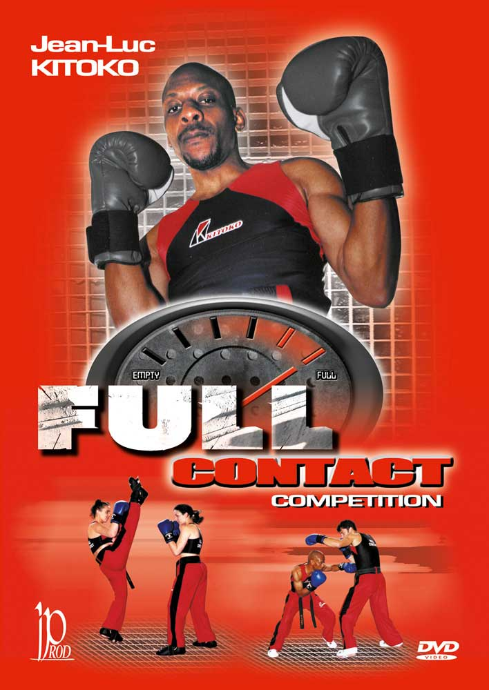 Jean-Luc Kitoko: Full Contact Competition