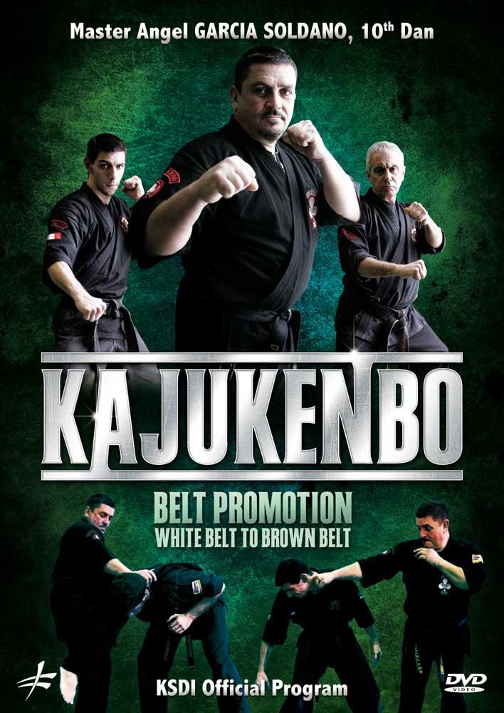 Kajukenbo: Belt Promotion - White Belt to Brown Belt