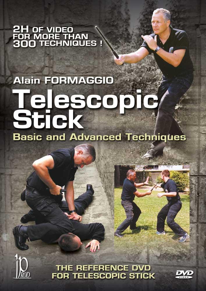 Alain Formaggio: Telescopic Stick - Basic and Advanced Techniques
