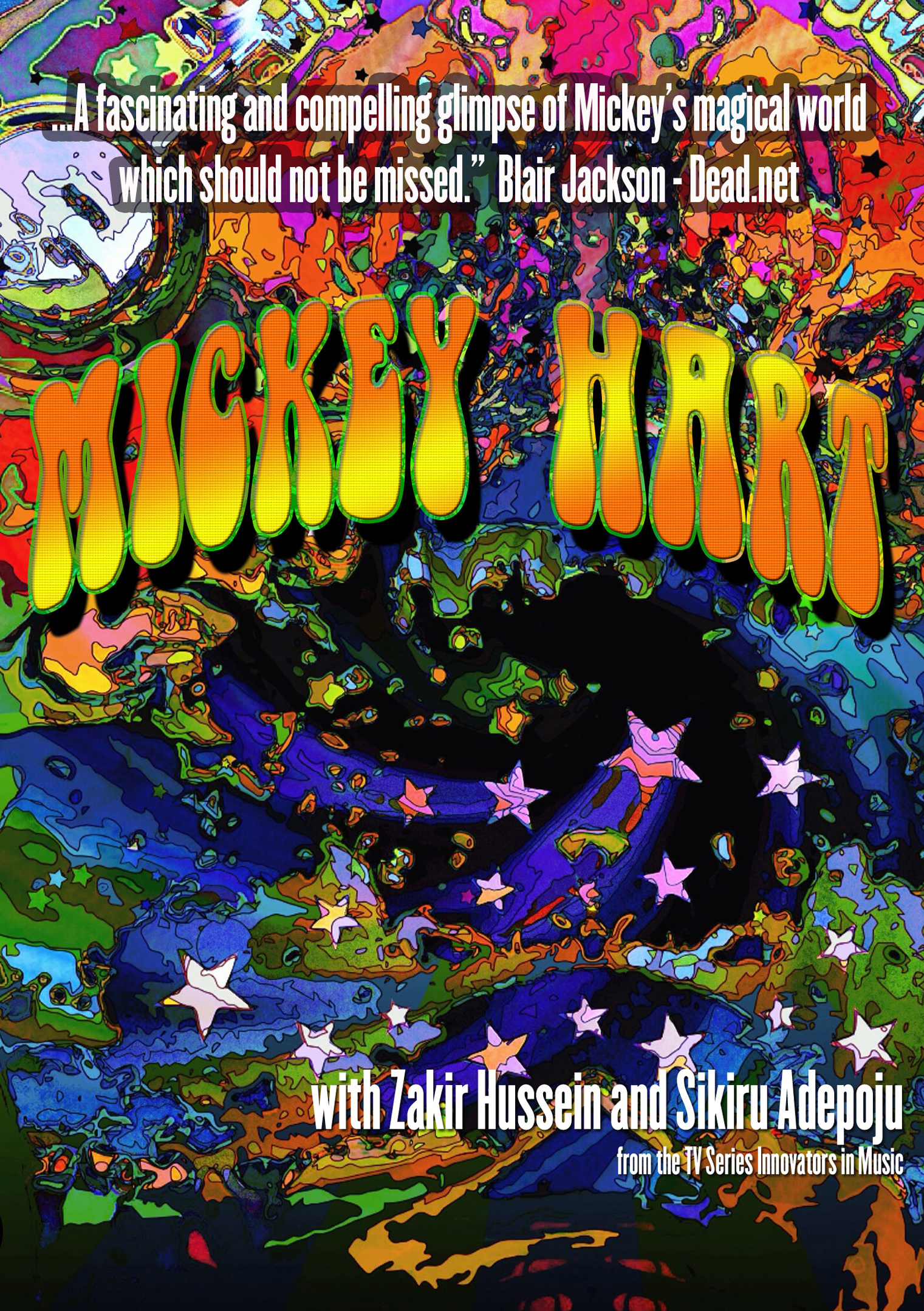 Innovators in Music: Mickey Hart