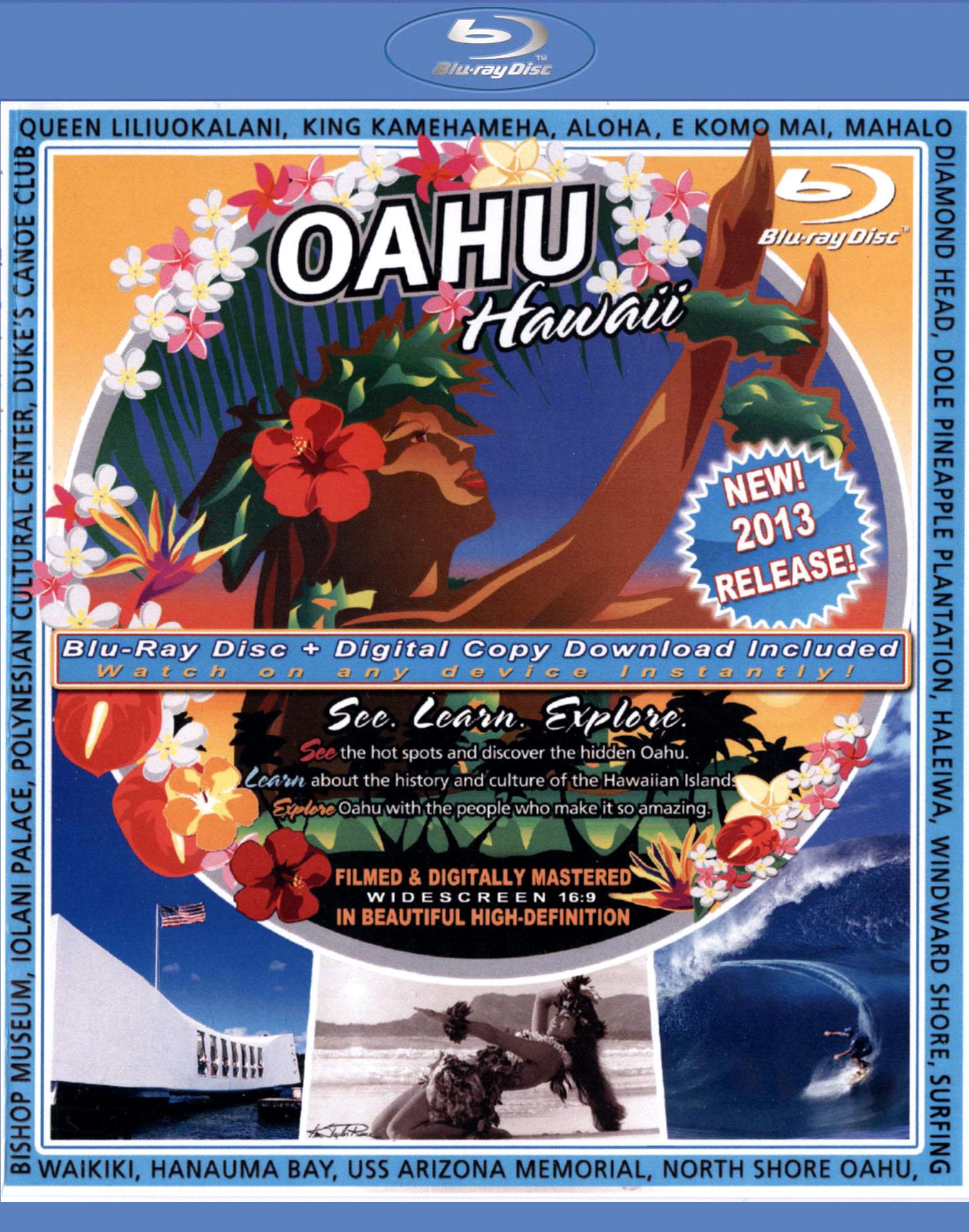 The Video Postcard of Oahu, Hawaii