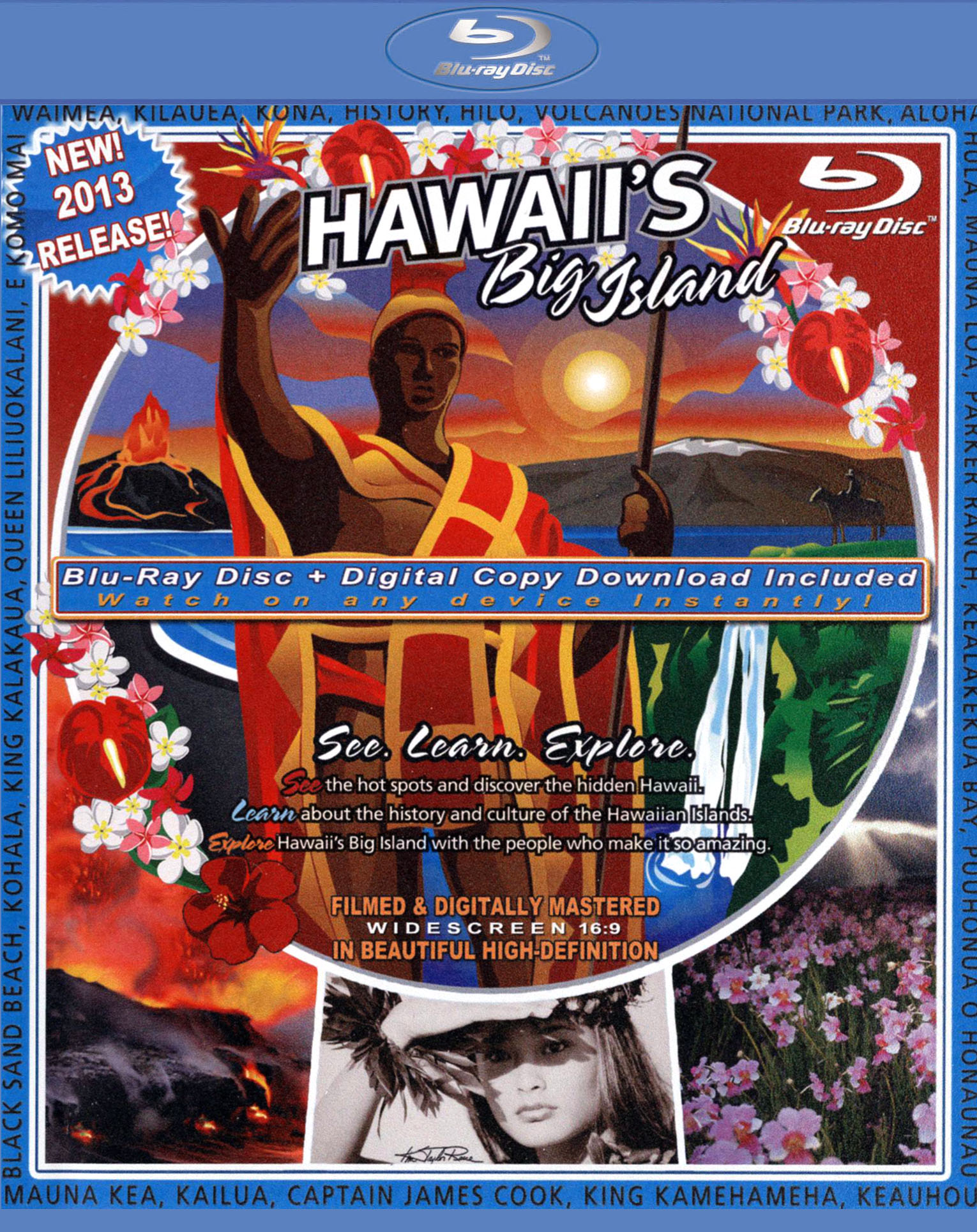 The Video Postcard of Hawaii's Big Island