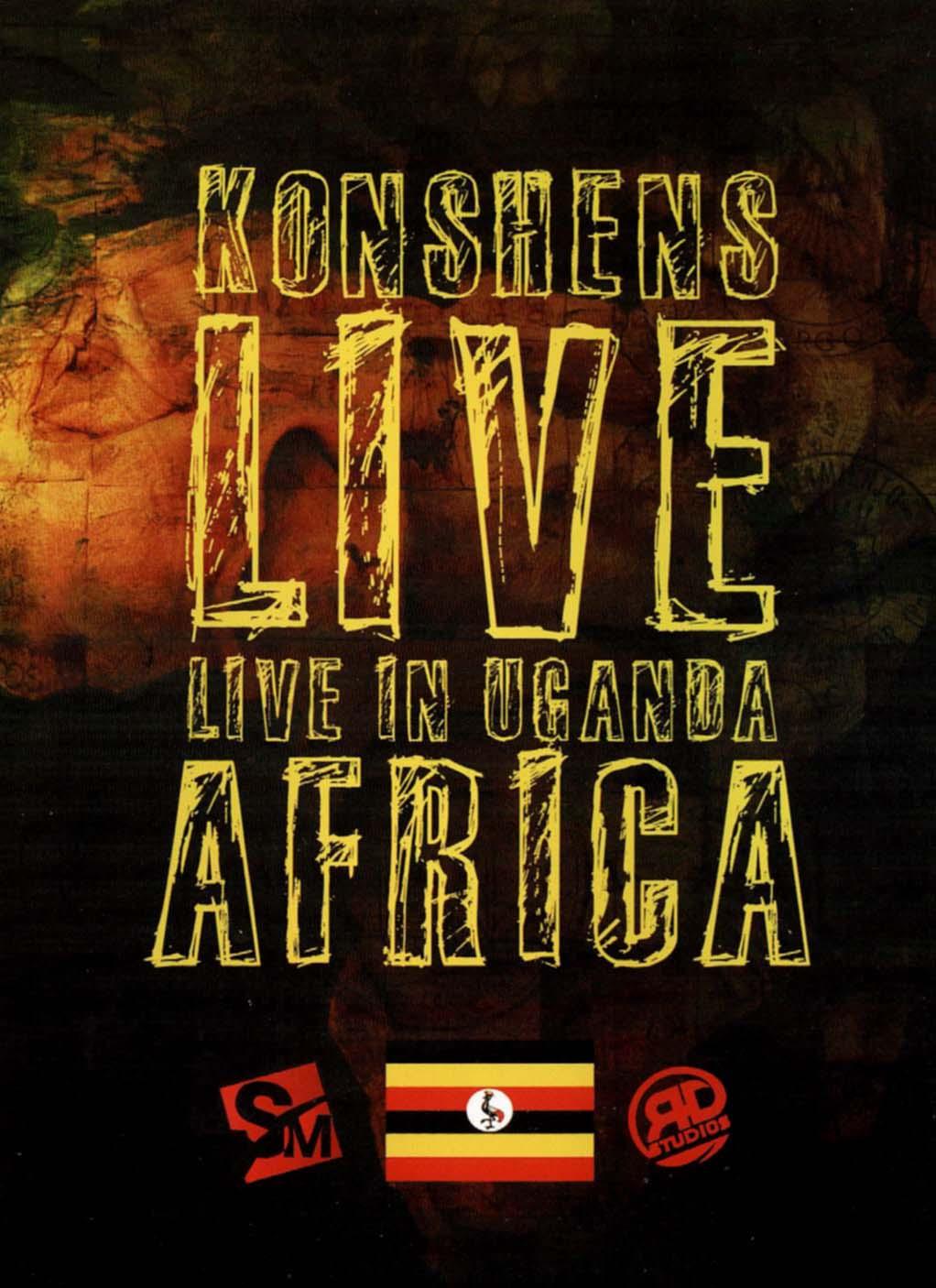 Konshens: Live in Uganda, Africa