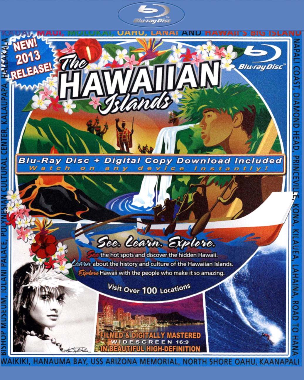 The Video Postcard of the Hawaiian Islands