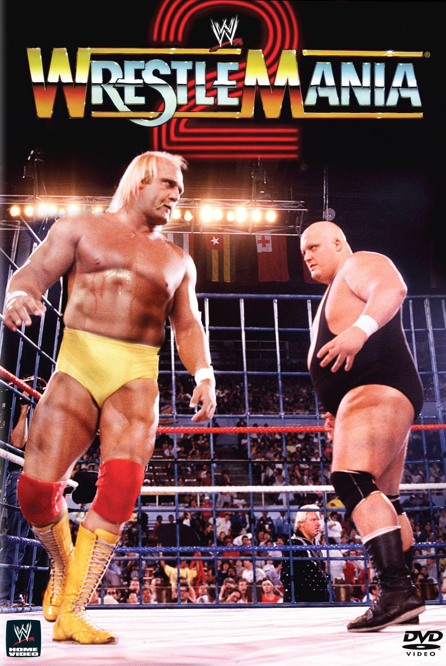 WWE: Wrestlemania II