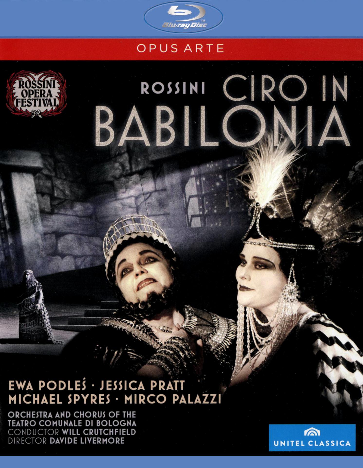 Ciro di Babilonia (Teatro Comunale di Bologna)