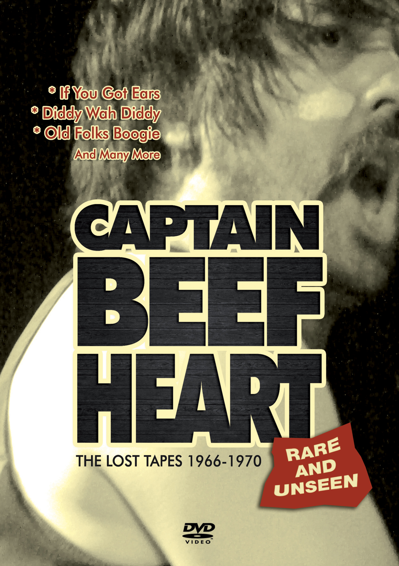 Captain Beefheart: The Lost Tapes 1966-1970