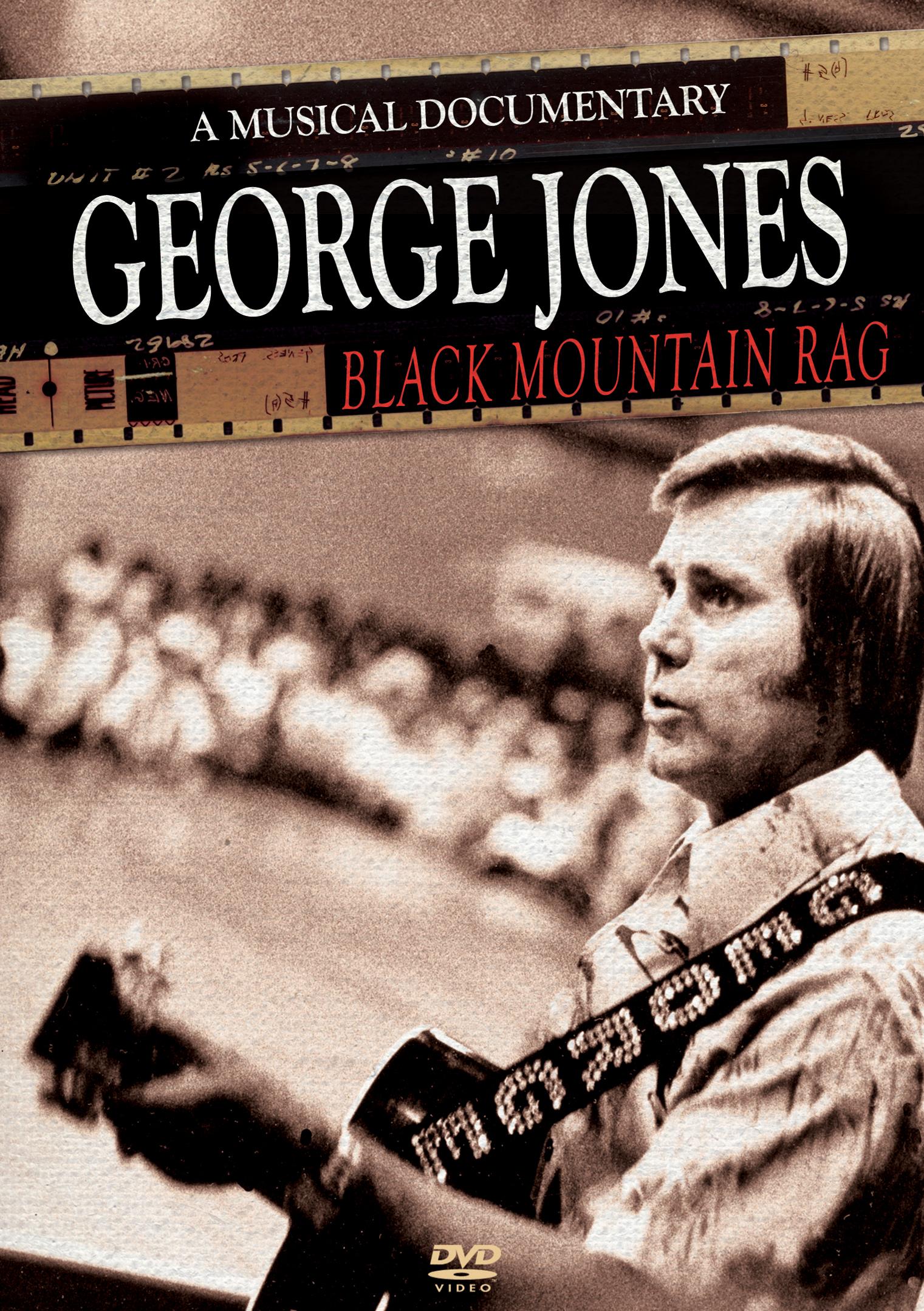 George Jones: Black Mountain Rag