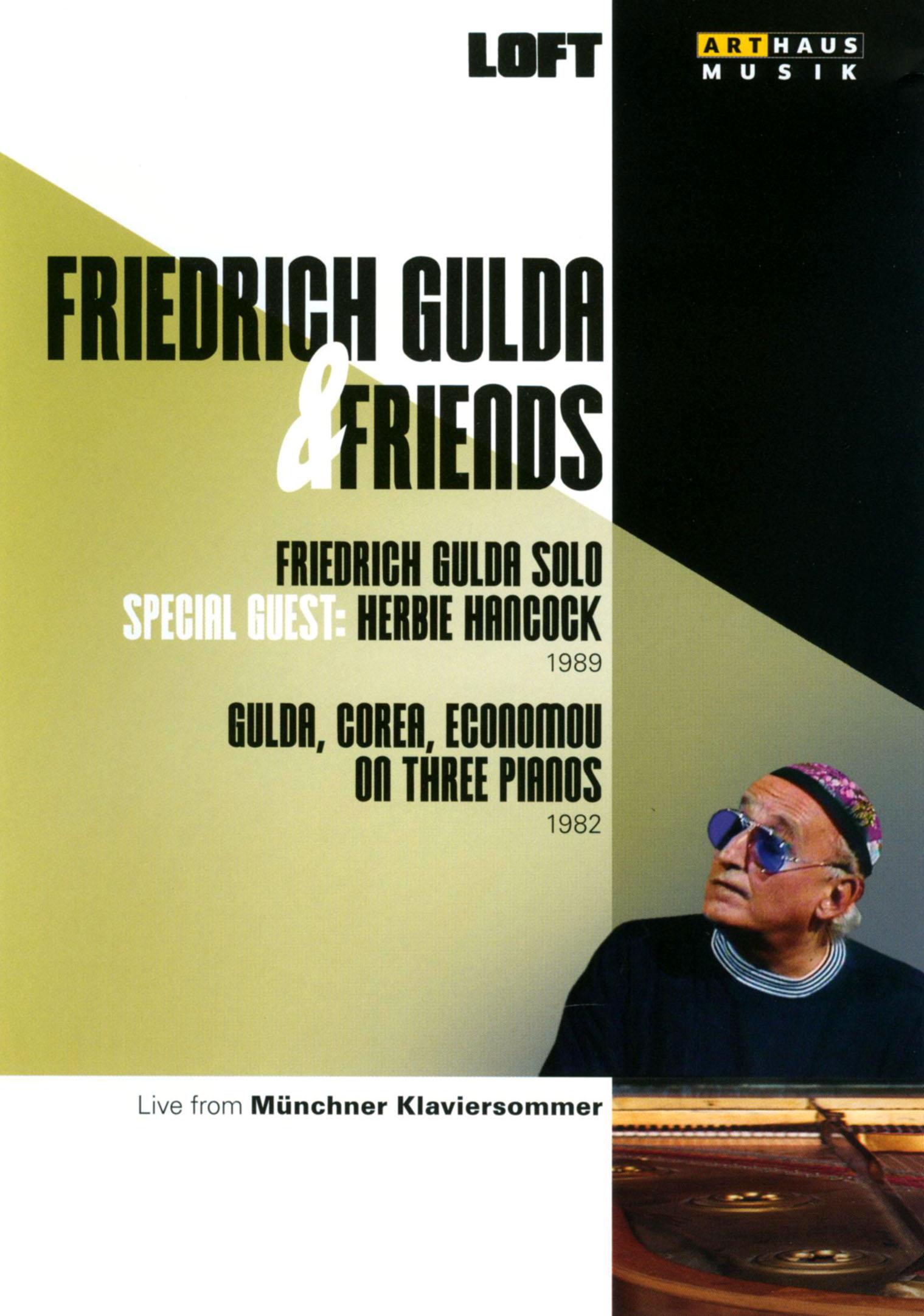 Friedrich Gulda & Friends: Live from Münchner Klaviersommer