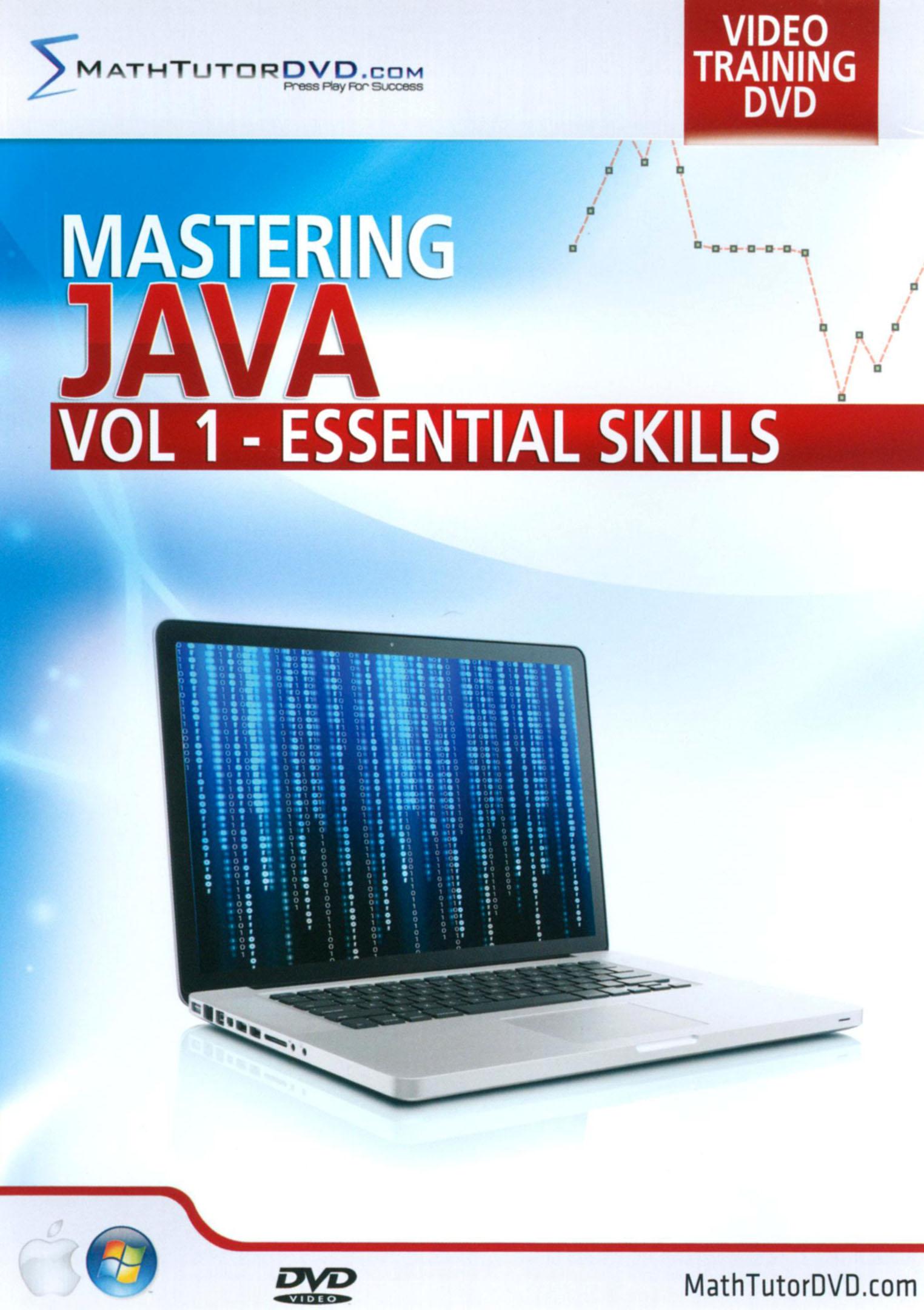 Mastering Java, Vol. 1: Essential Skills