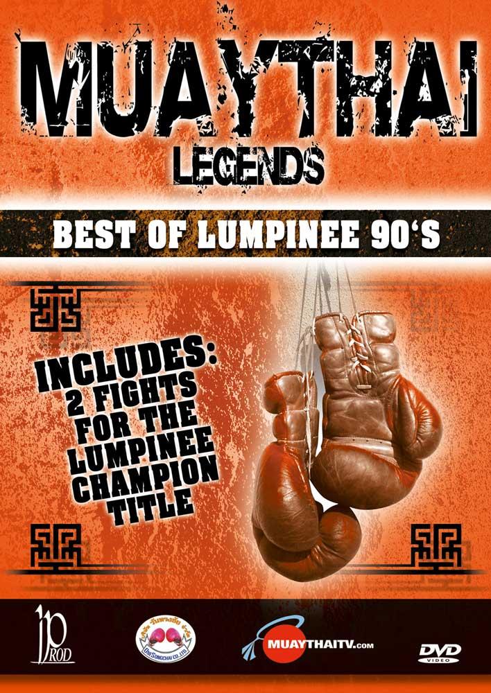 Muaythai Legends: Best of Lumpinee 90's
