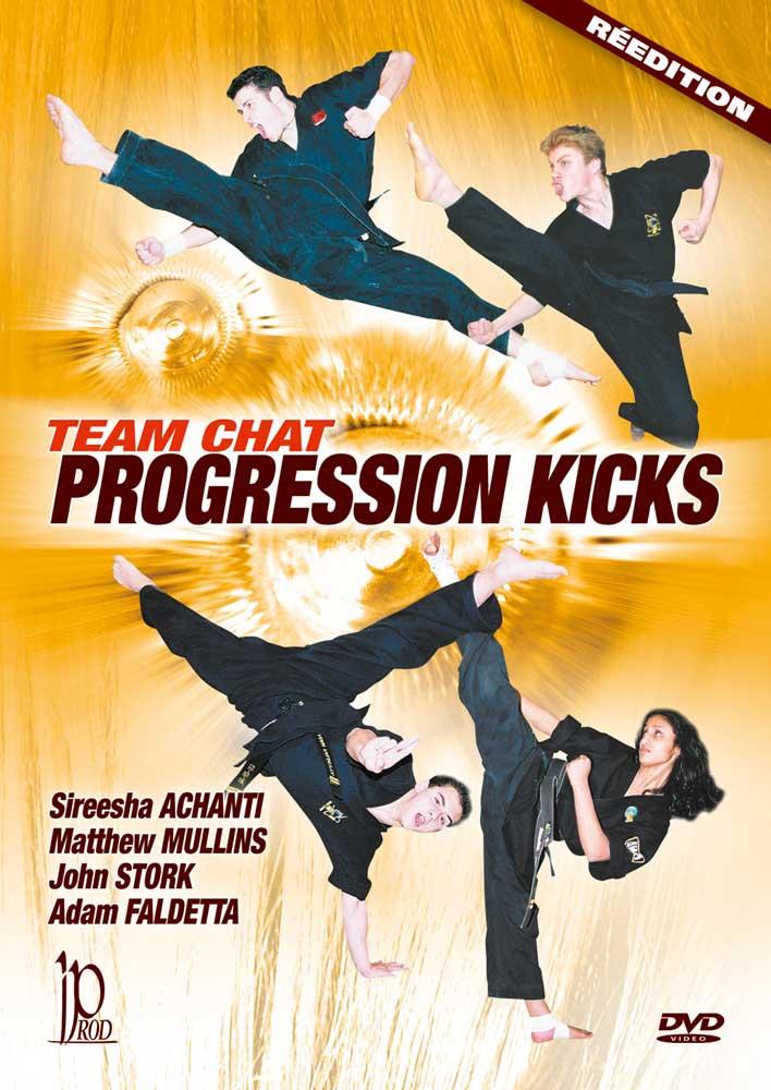 Team Chat: Progression Kicks
