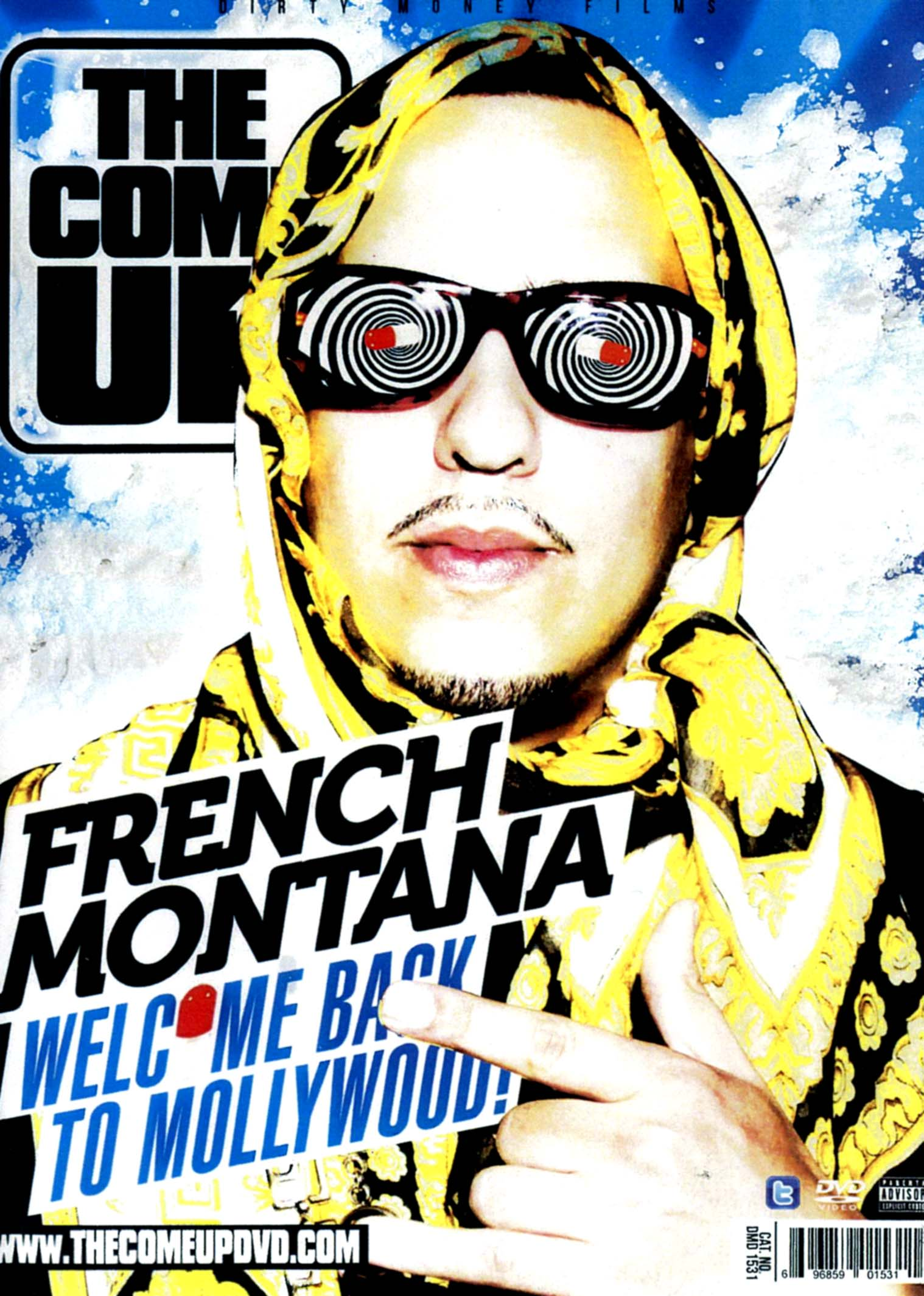 The Come Up: French Montana - Welcome Back to Mollywood!
