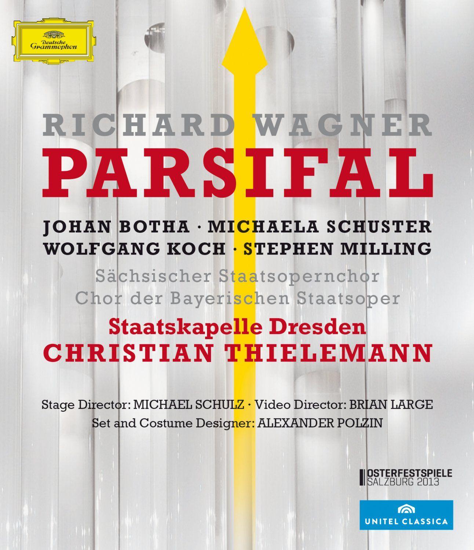 Parsifal (Staatskapelle Dresden)