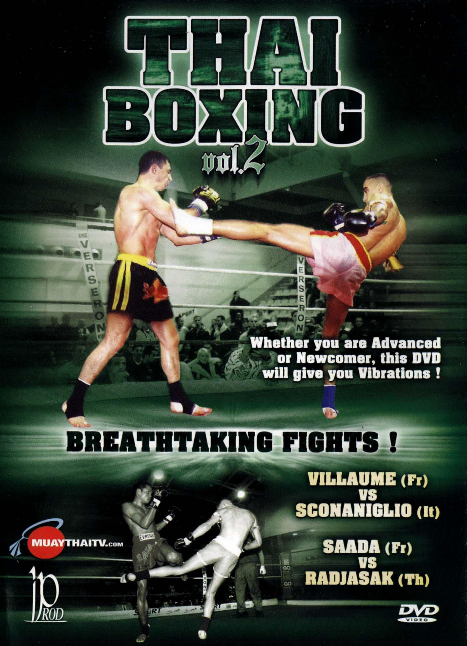 Thai Boxing, Vol. 2