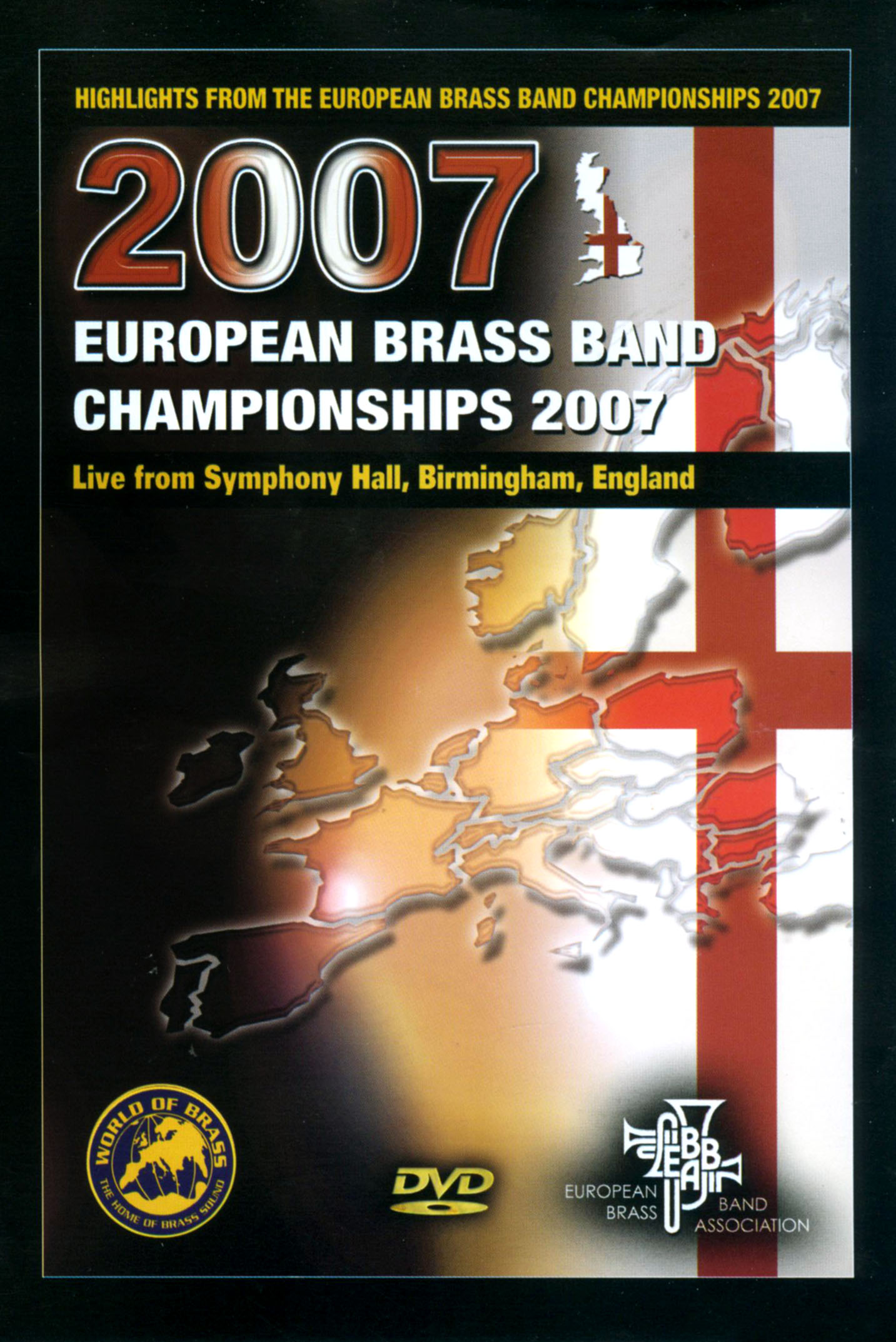 Highlights From the European Brass Band Championships 2007