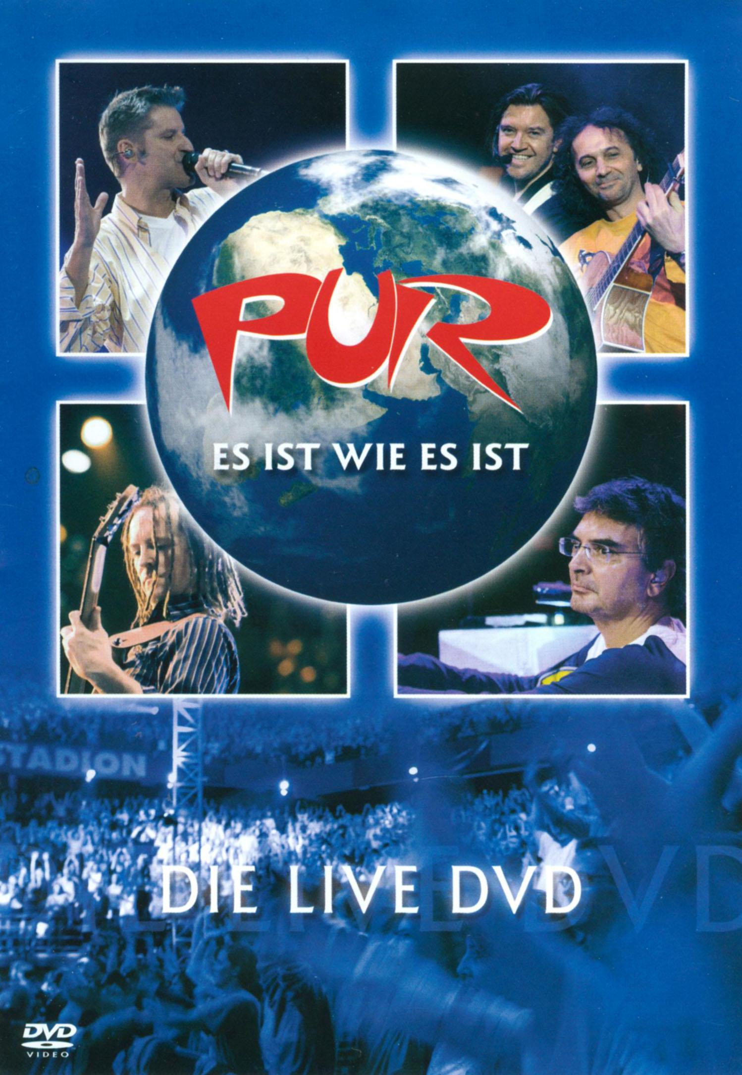 Pur: Es Ist Wie Es Ist - Die Live DVD