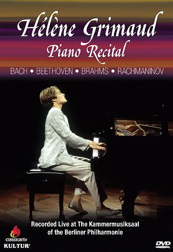 Hélène Grimaud: Piano Recital - Bach/Beethoven/Brahms/Rachmaninov
