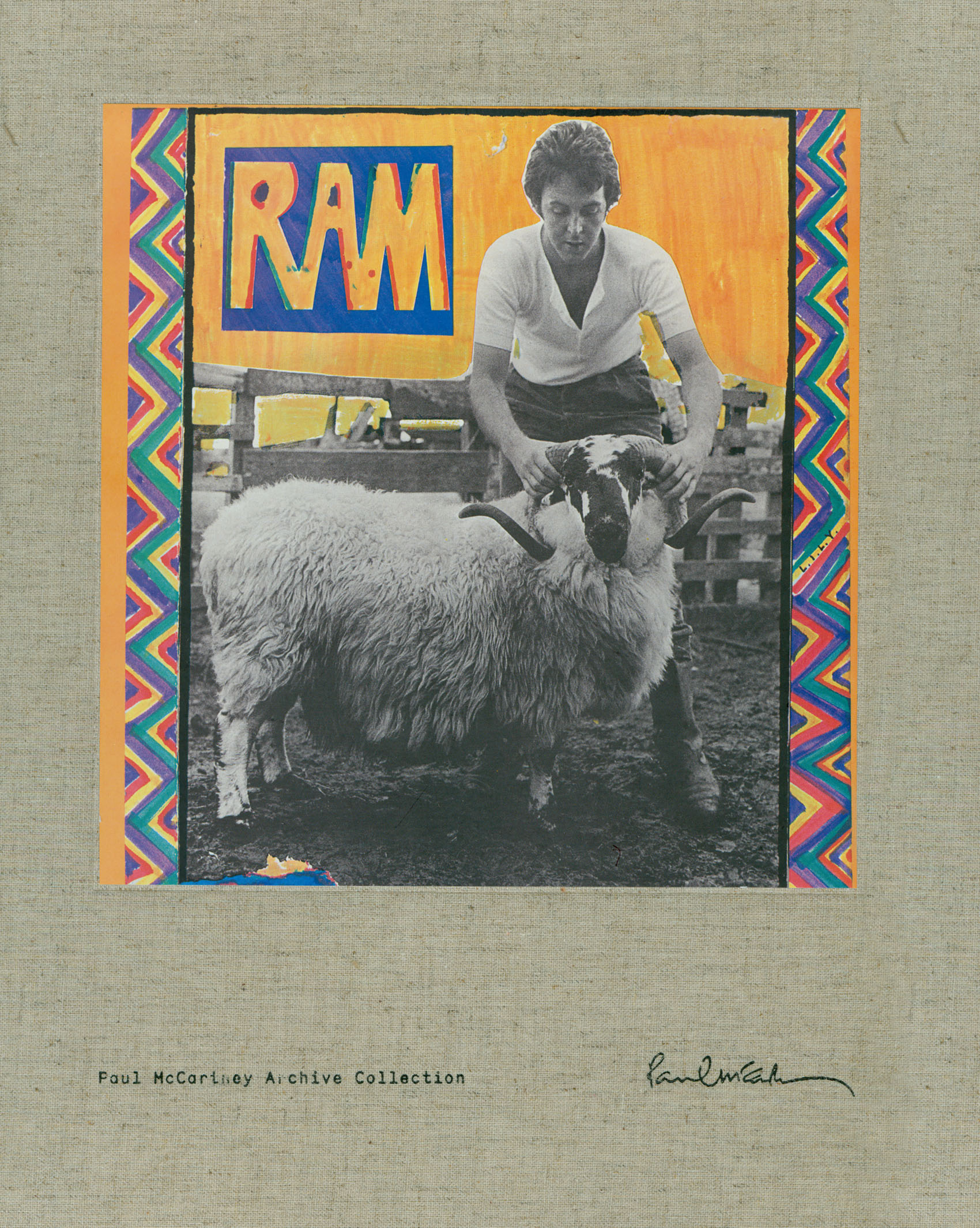 Paul McCartney and Linda McCartney: RAM - Archive Collection
