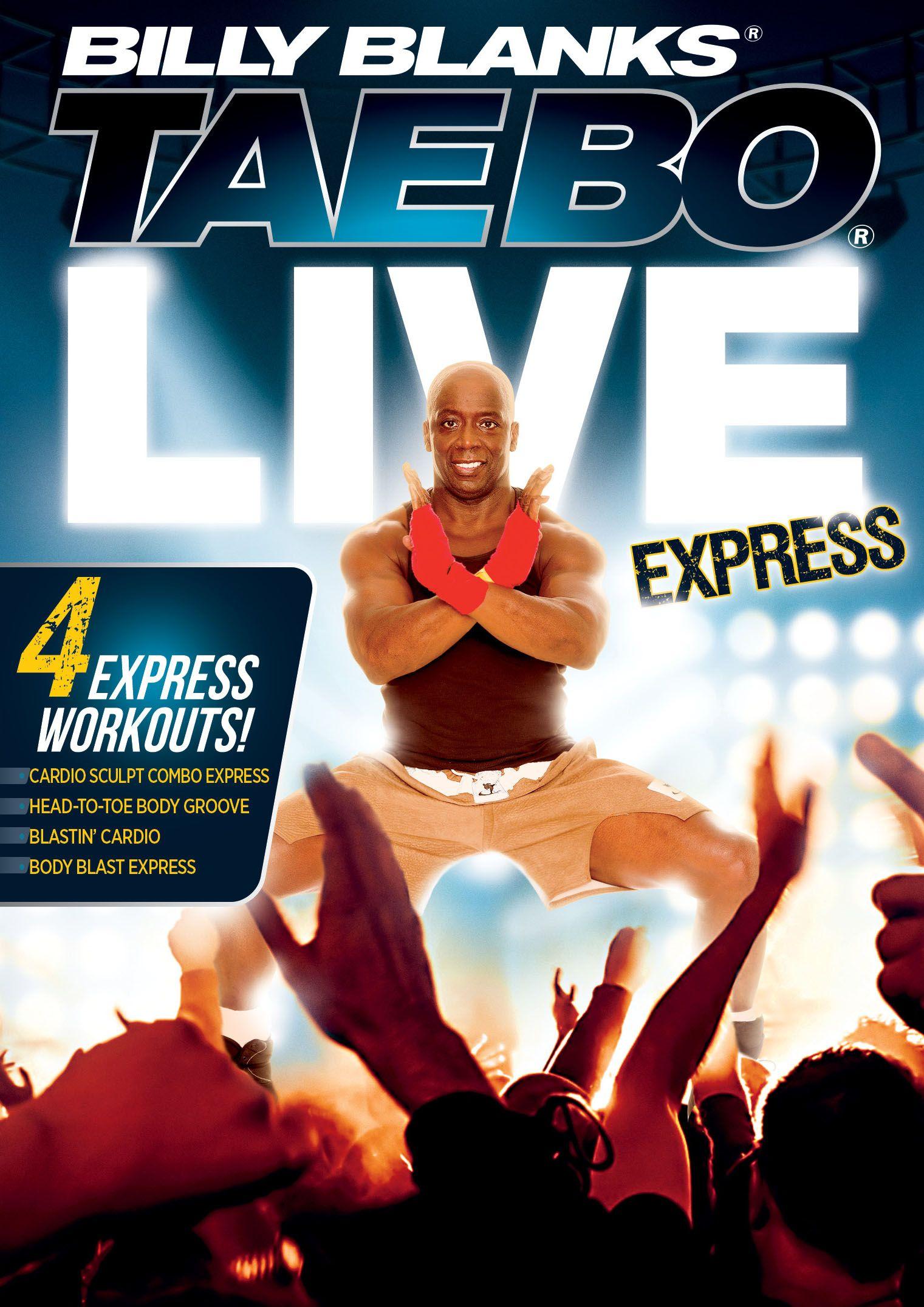 Billy Blanks: Tae Bo Live Express
