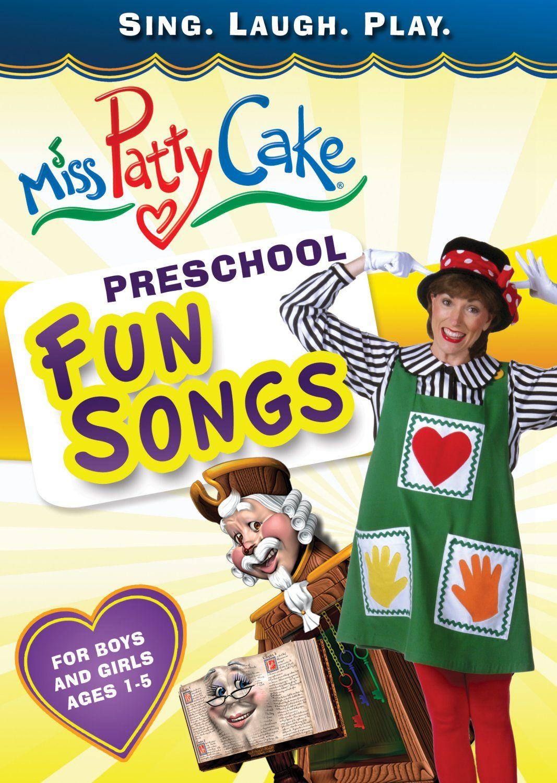 Miss Pattycake: Preschool Fun Songs