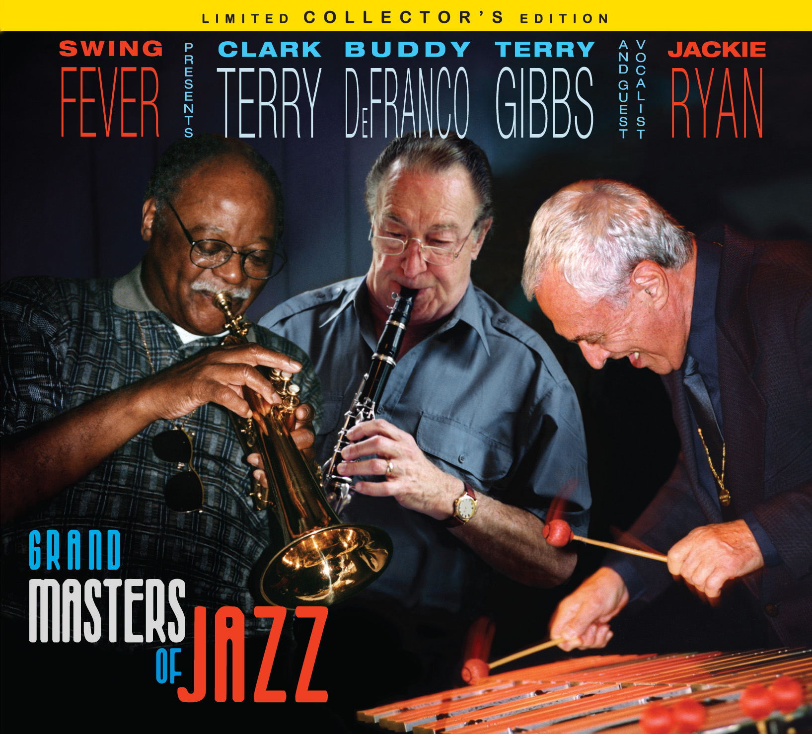 Swing Fever: Grand Masters of Jazz