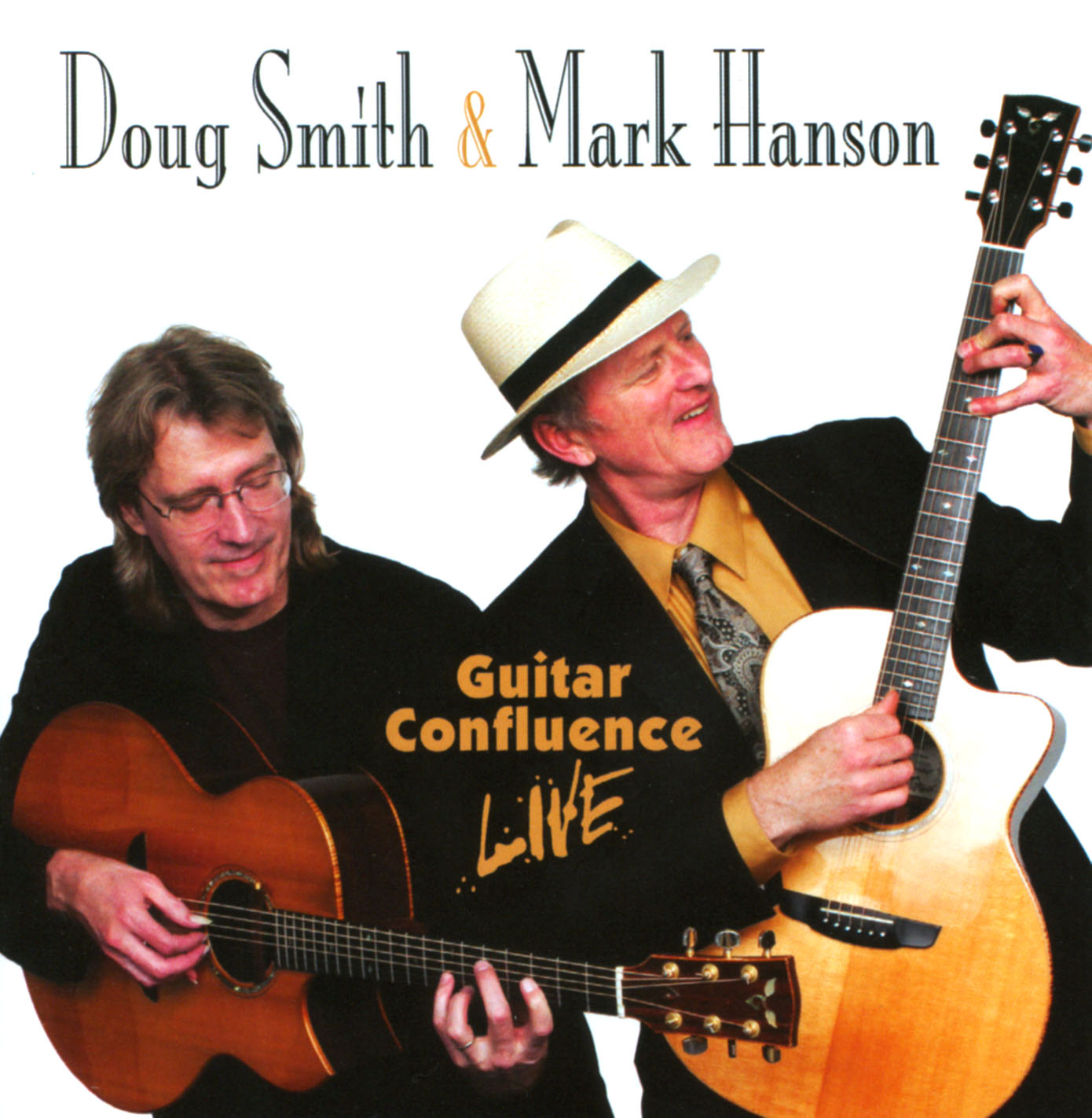 Doug Smith & Mark Hanson: Guitar Confluence Live