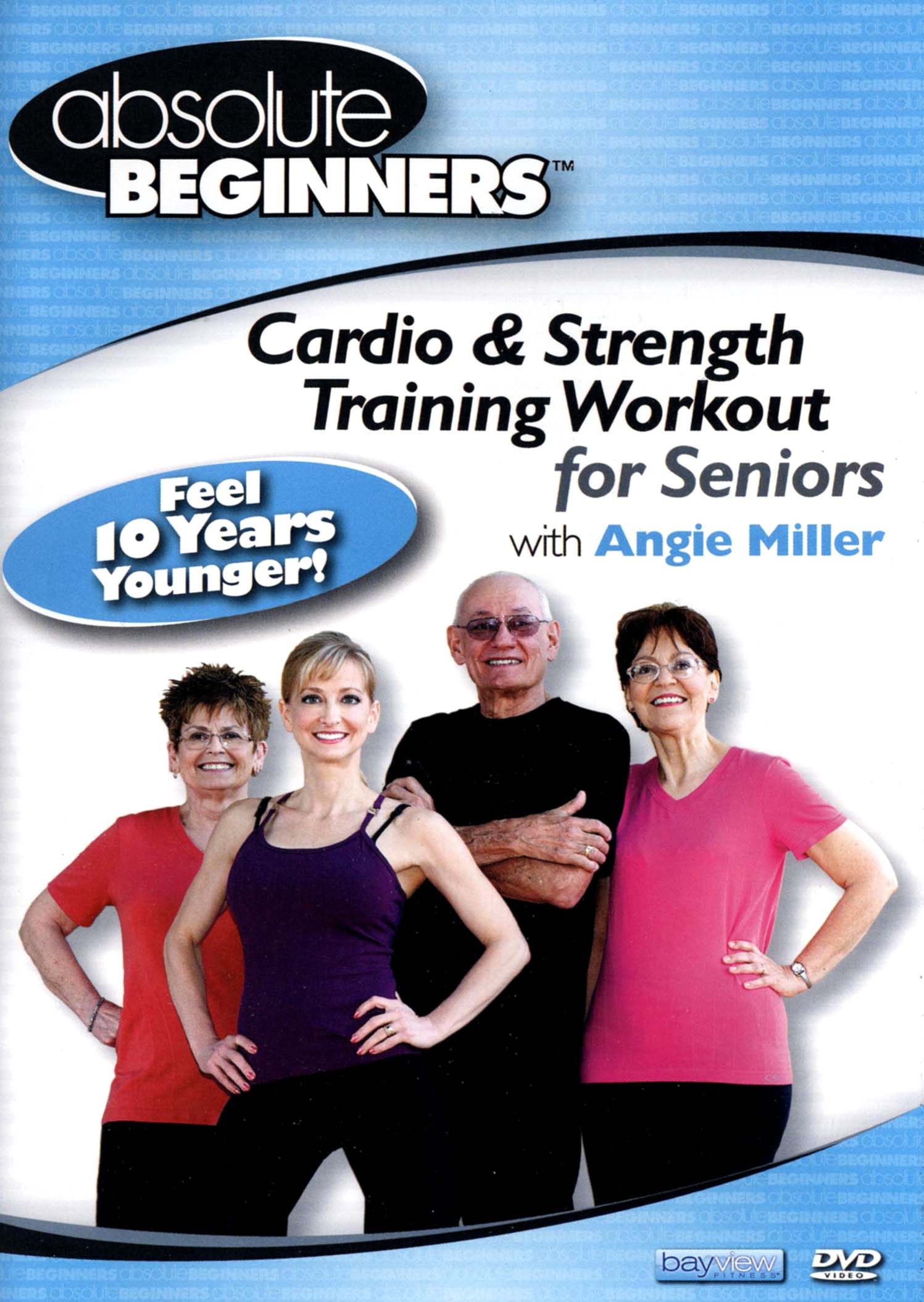 Absolute Beginners: Cardio & Strength Training Workout for Seniors