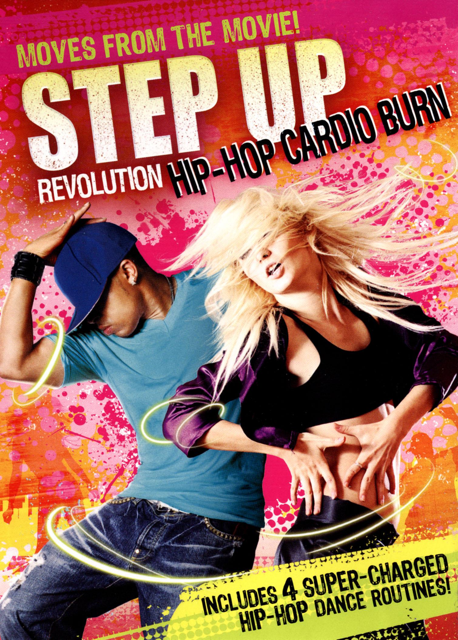 Step Up Revolution: Hip-Hop Cardio Burn