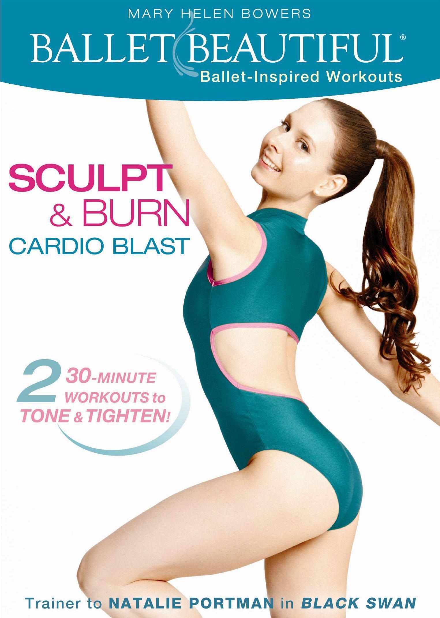 Ballet Beautiful: Sculpt & Burn Cardio Blast