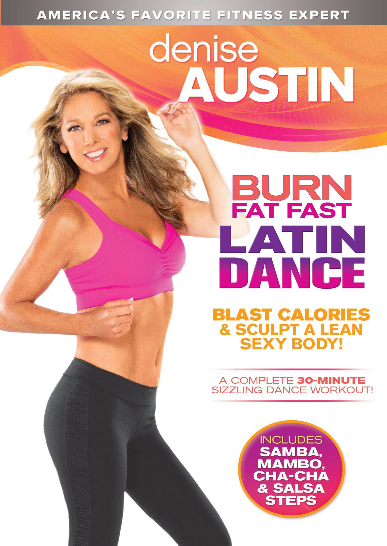 Denise Austin: Burn Fat Fast - Latin Dance