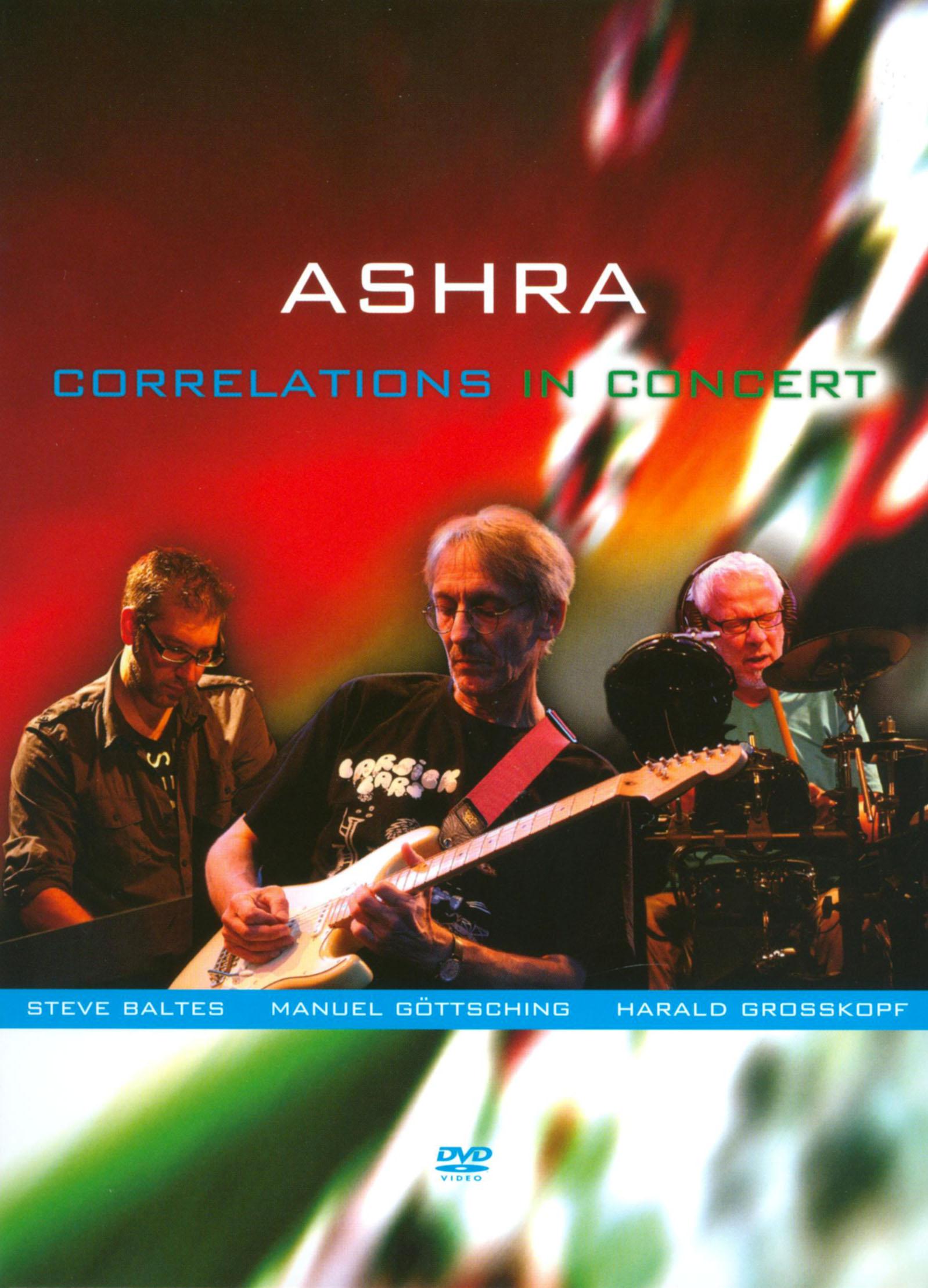 Ashra: Correlations in Concert