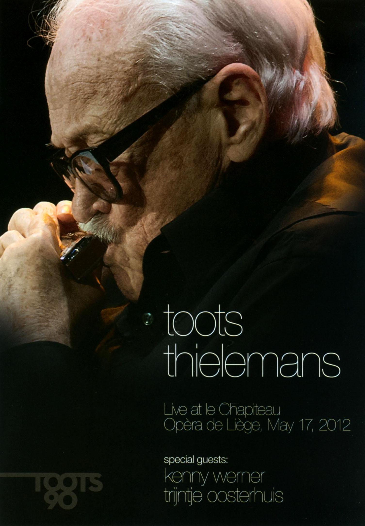 Toots Thielemans: Live at Le Chapiteau