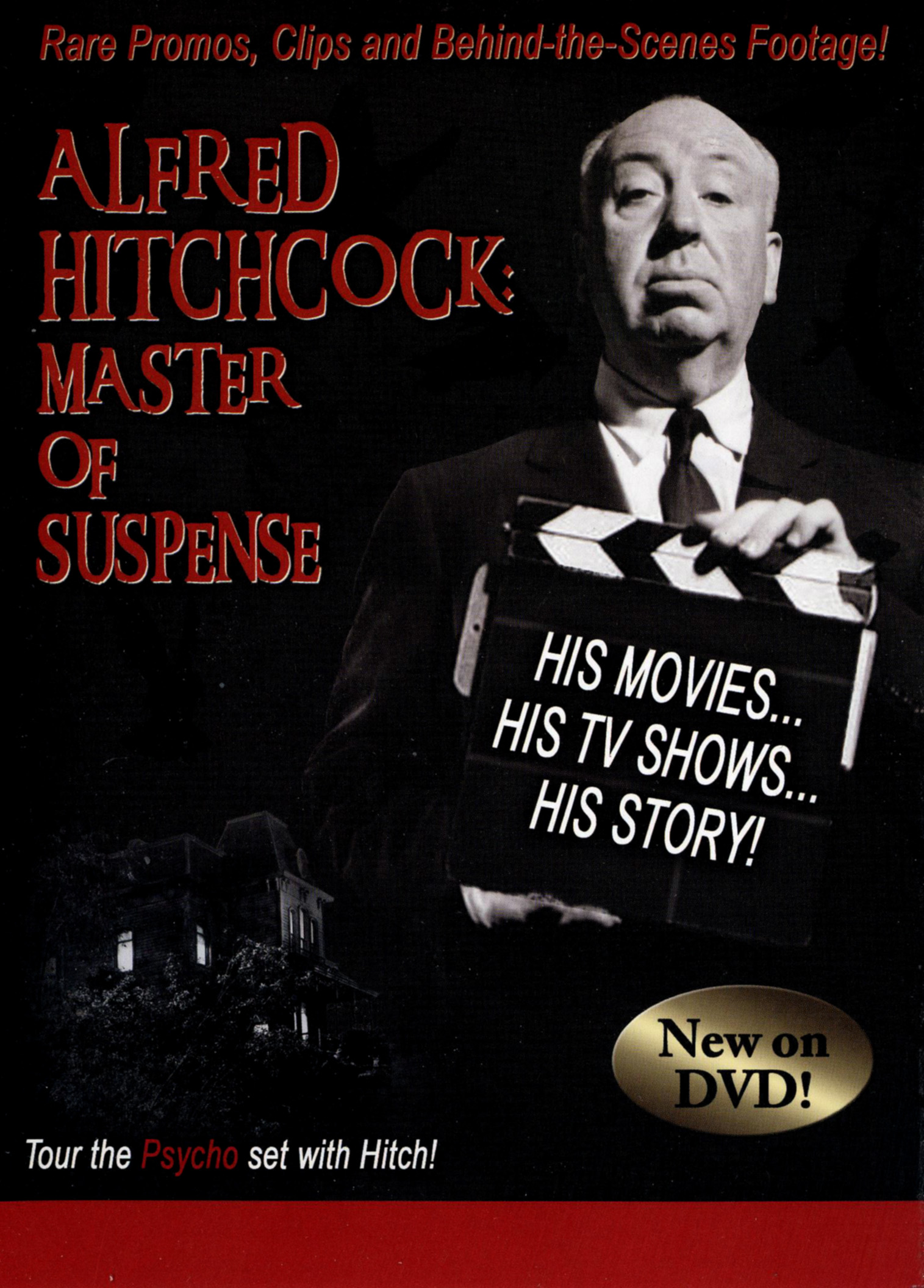 Alfred Hitchcock: Master of Suspense