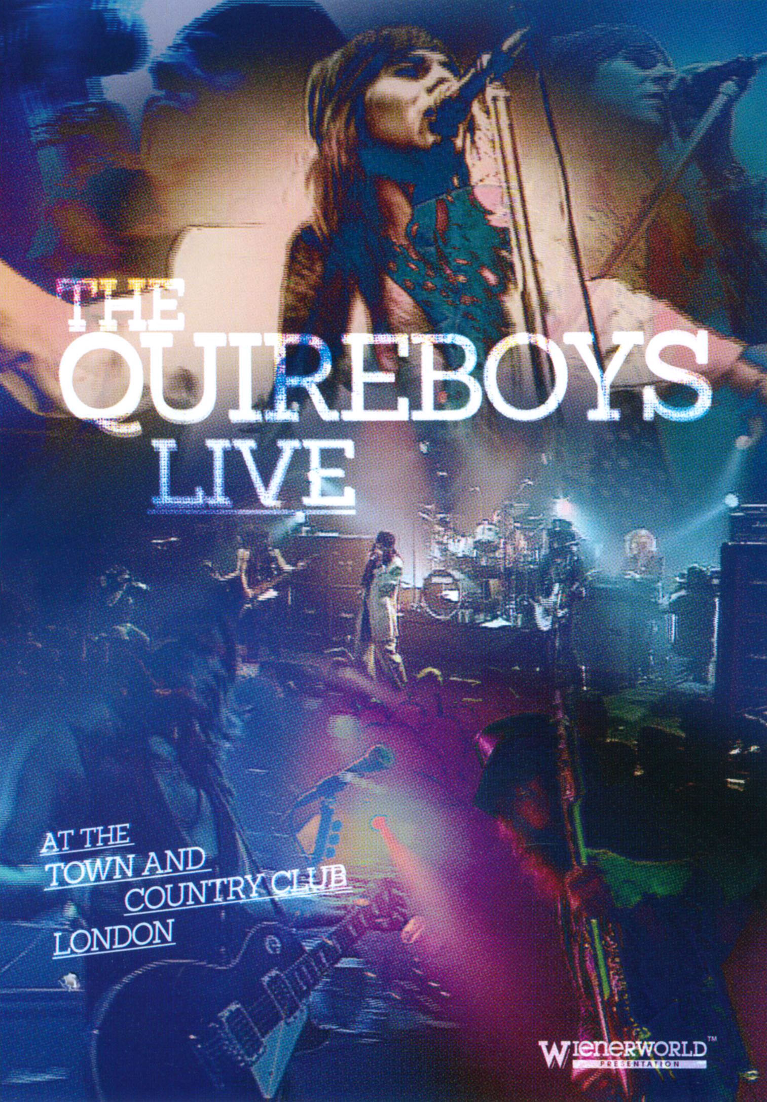 The Quireboys: Live at the Town and Country Club, London