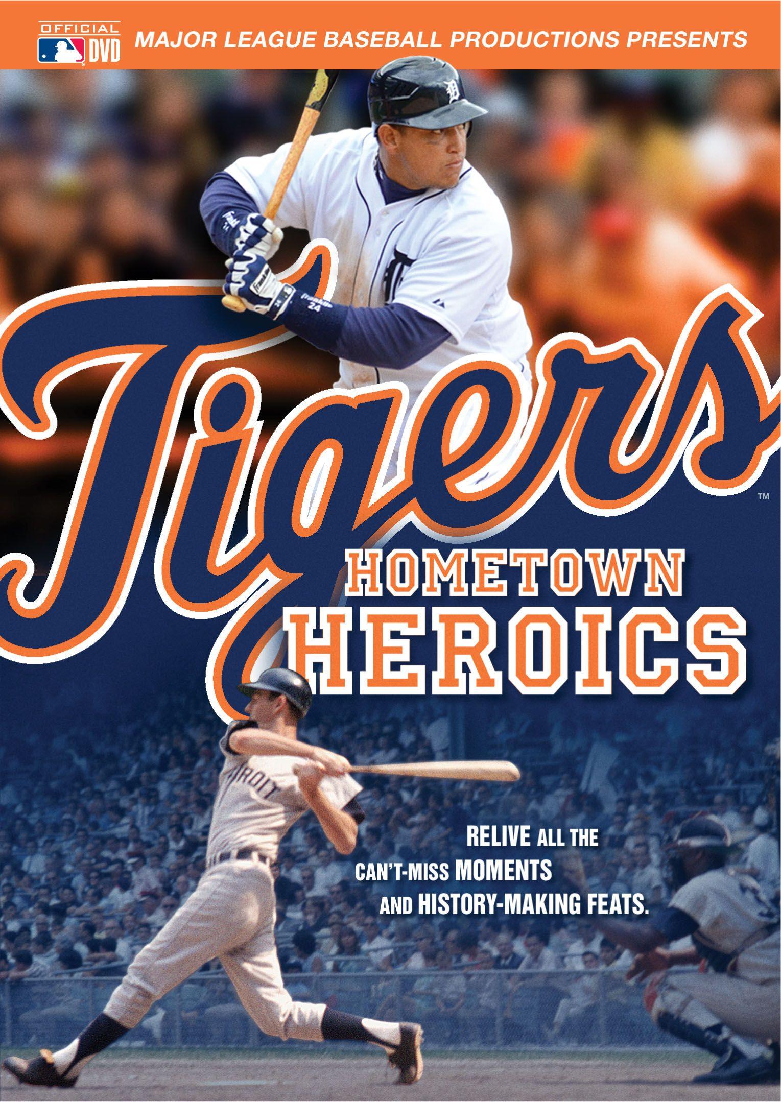 MLB: Tigers - Hometown Heroics