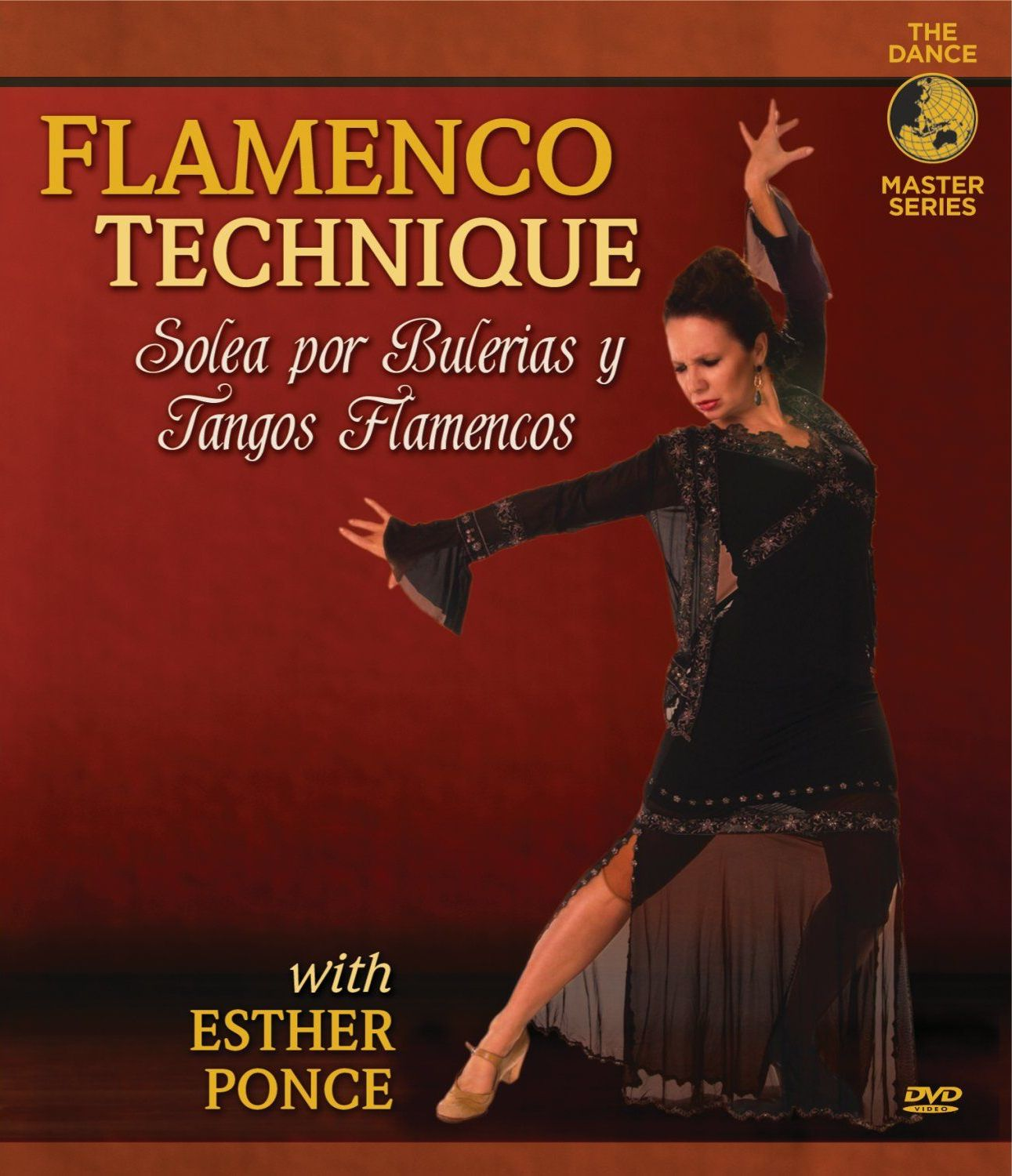 Esther Ponce: Flamenco Technique