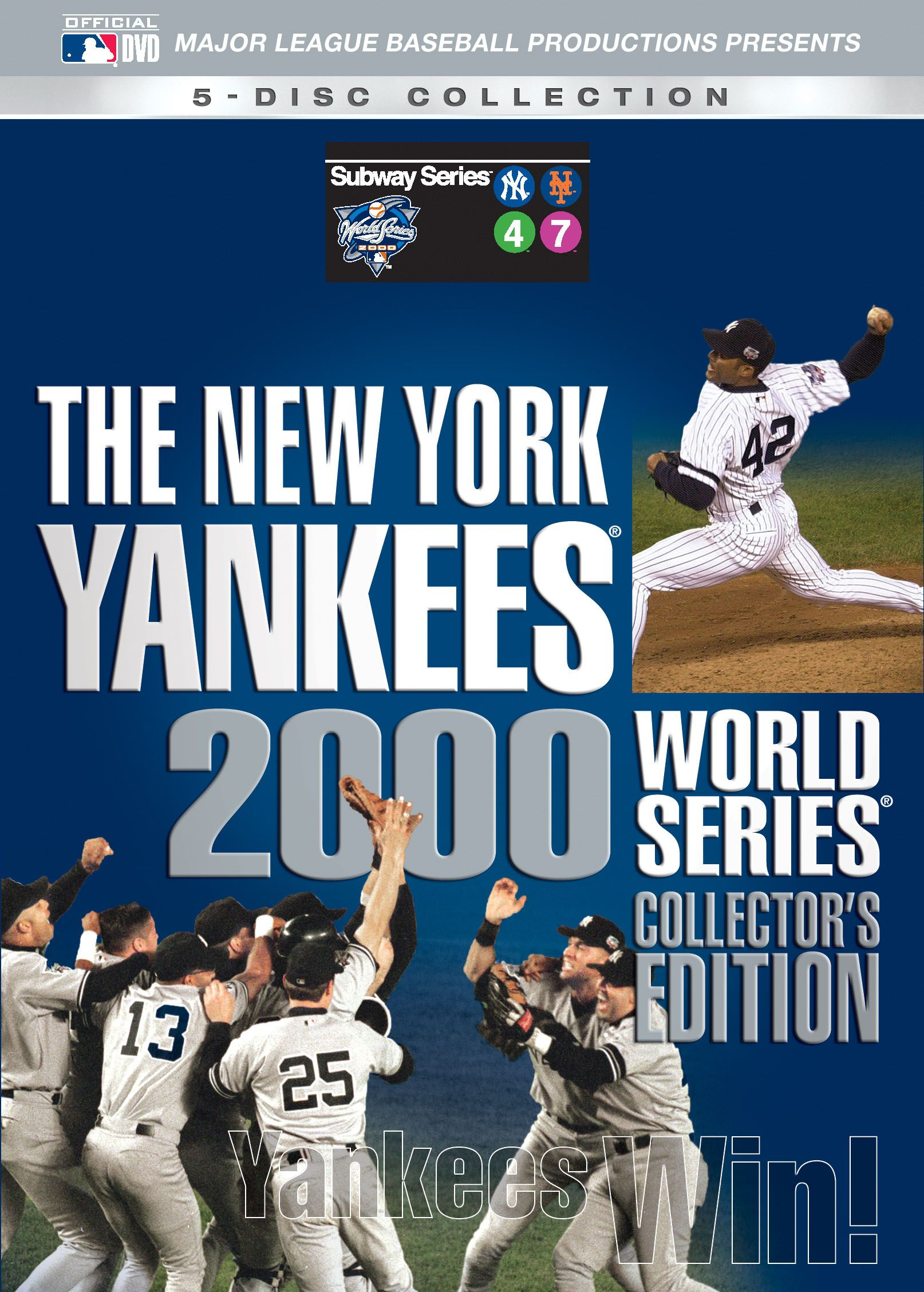 MLB: 2000 Yankees World Series (2000)