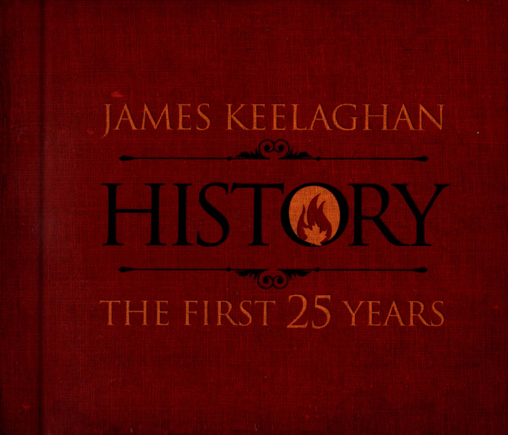 James Keelaghan: History - The First 25 Years
