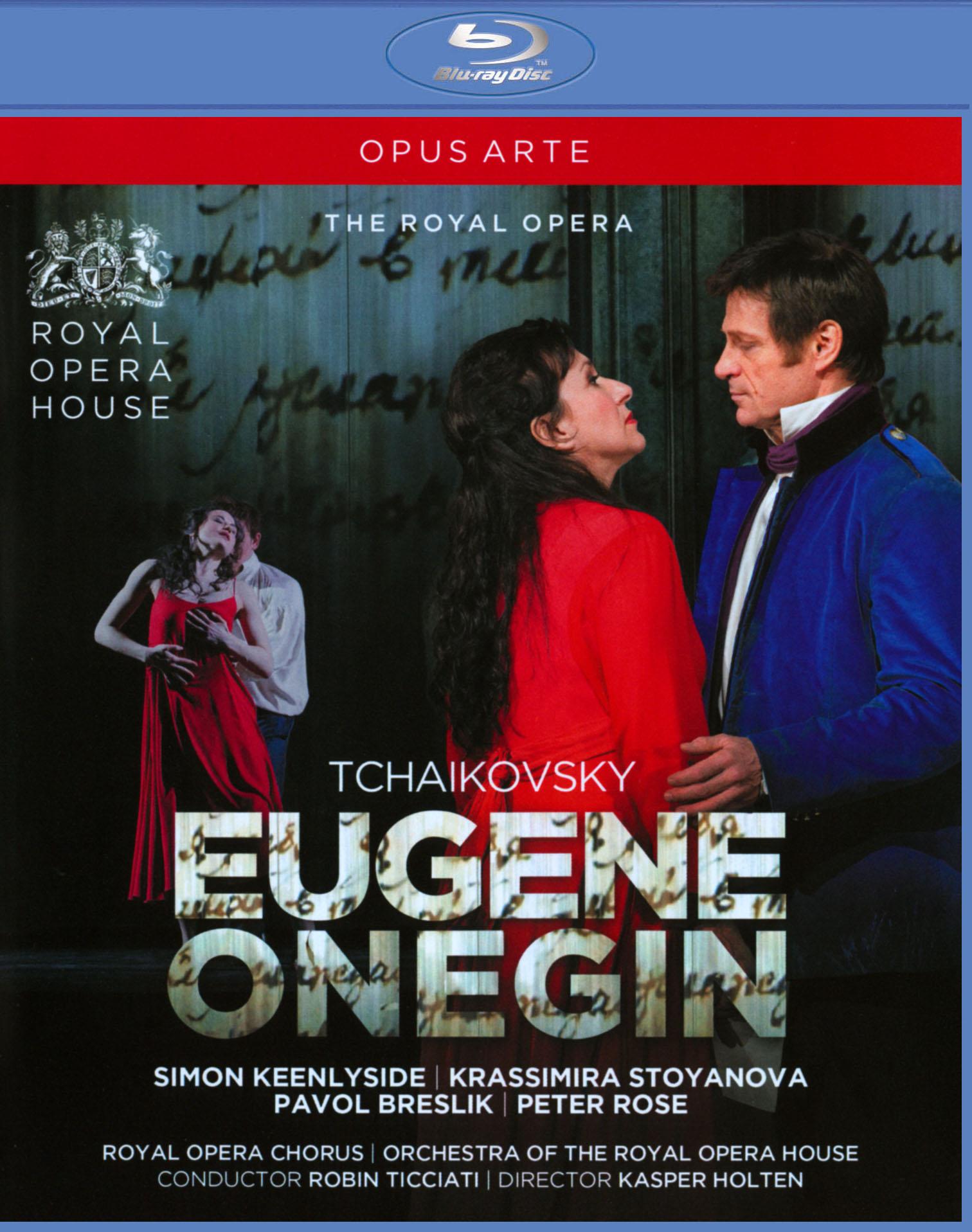 Eugene Onegin (The Royal Opera)
