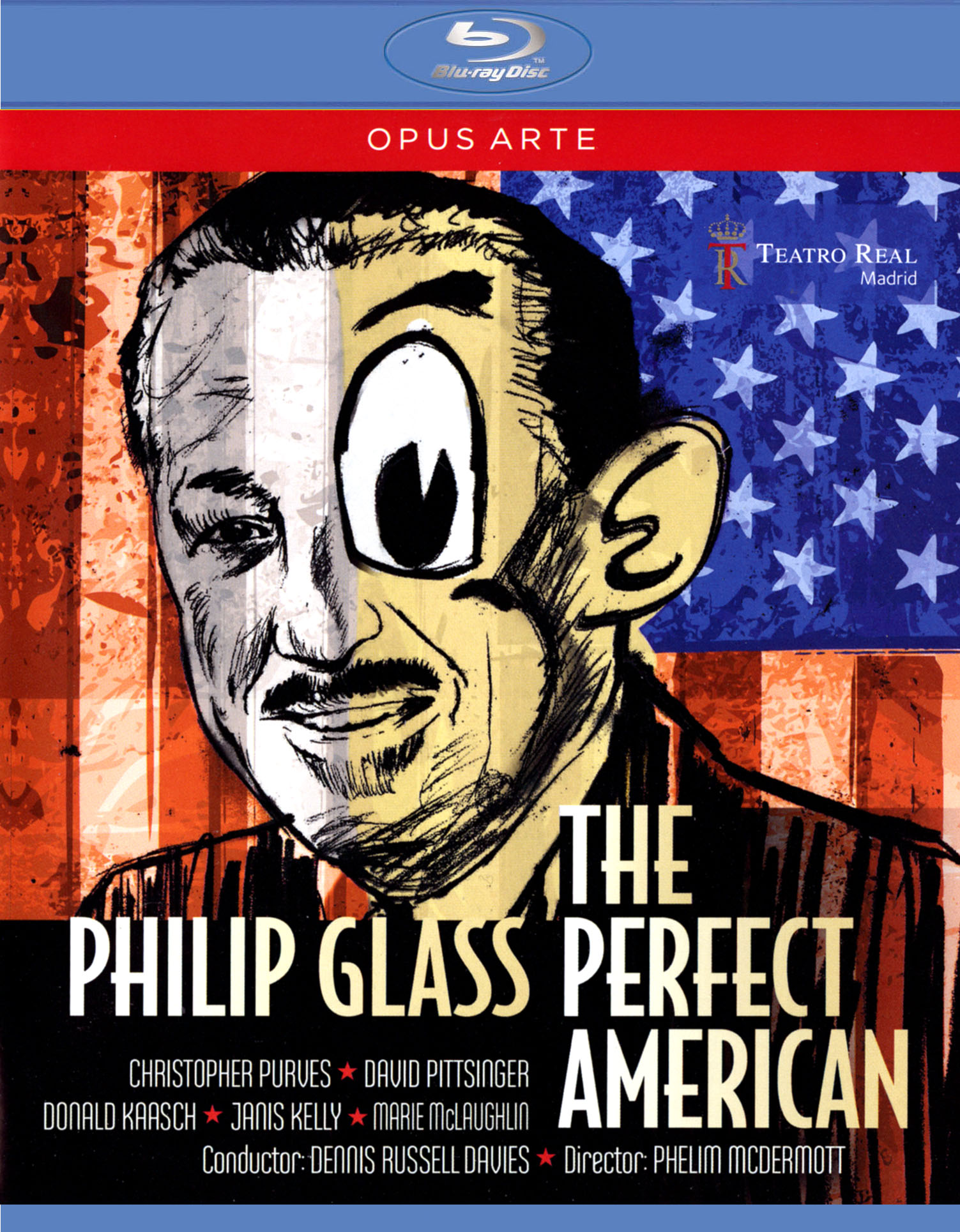 The Perfect American (Teatro Real)